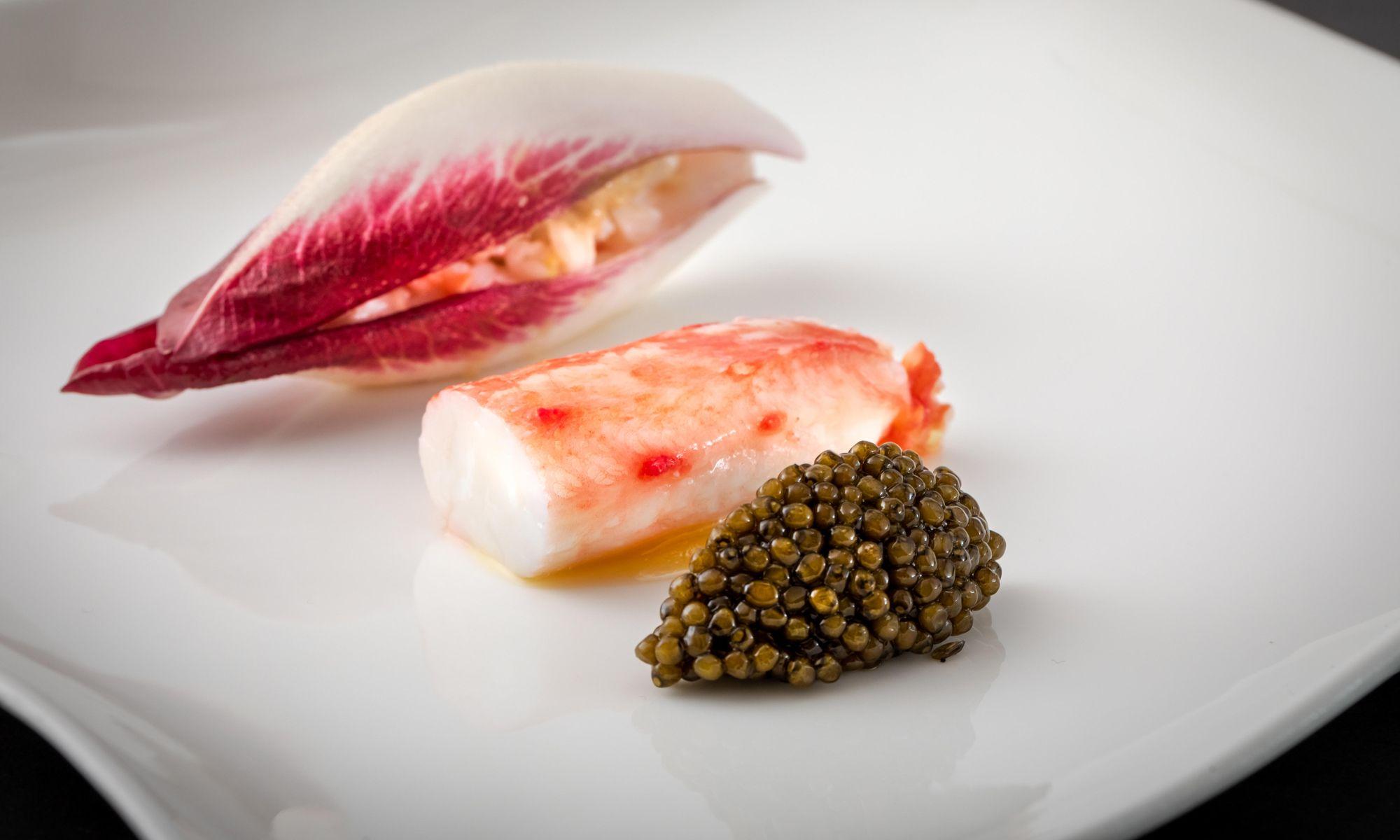 Exquisite Caviar Tasting Menu At Epure