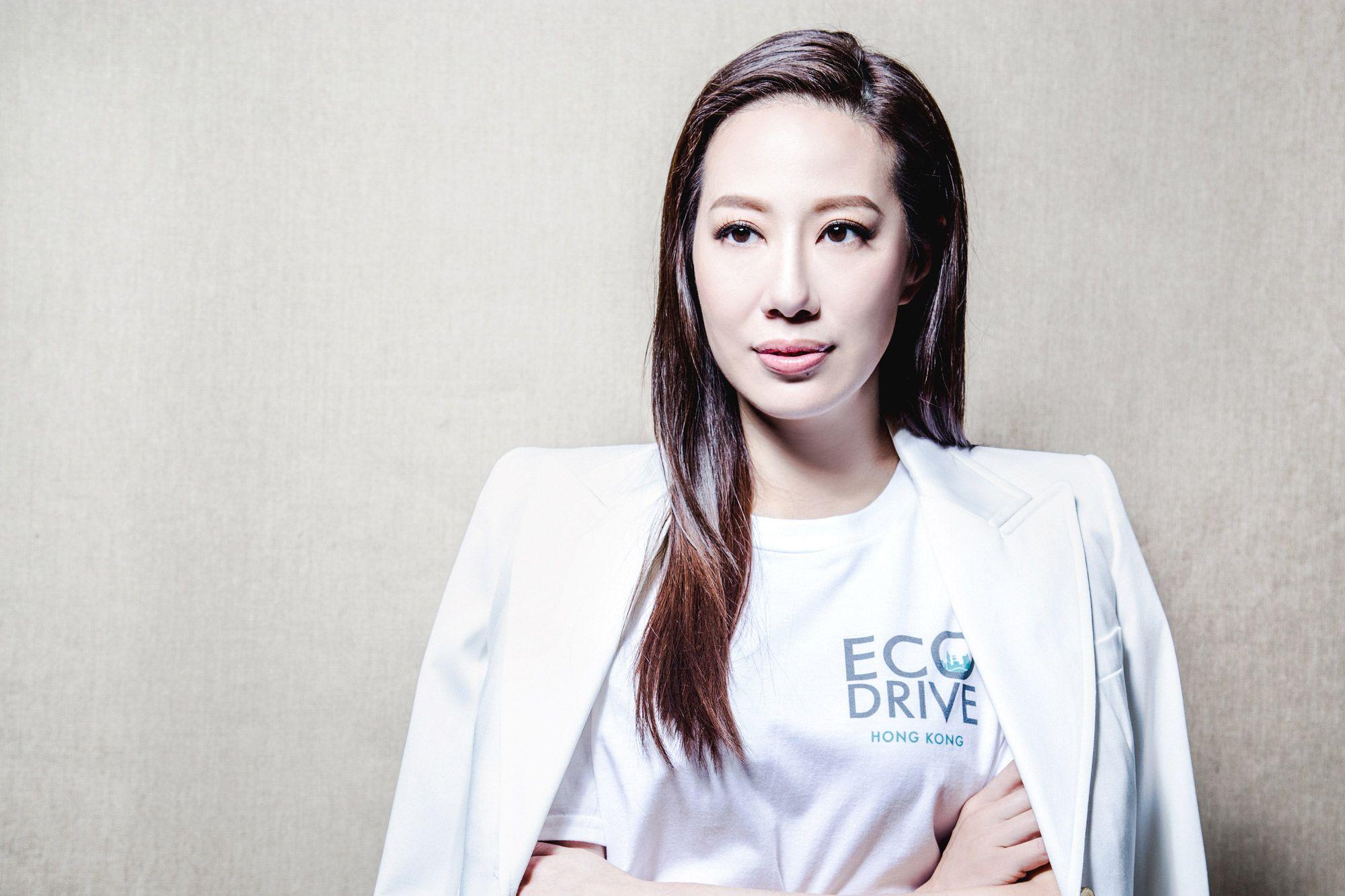 Eco Warriors: Cissy Wang of EcoDrive Hong Kong