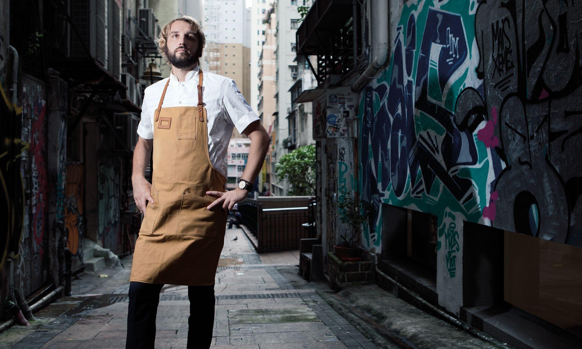 My Neighbourhood: Jim Löfdahl Of Frantzen's Kitchen On Central