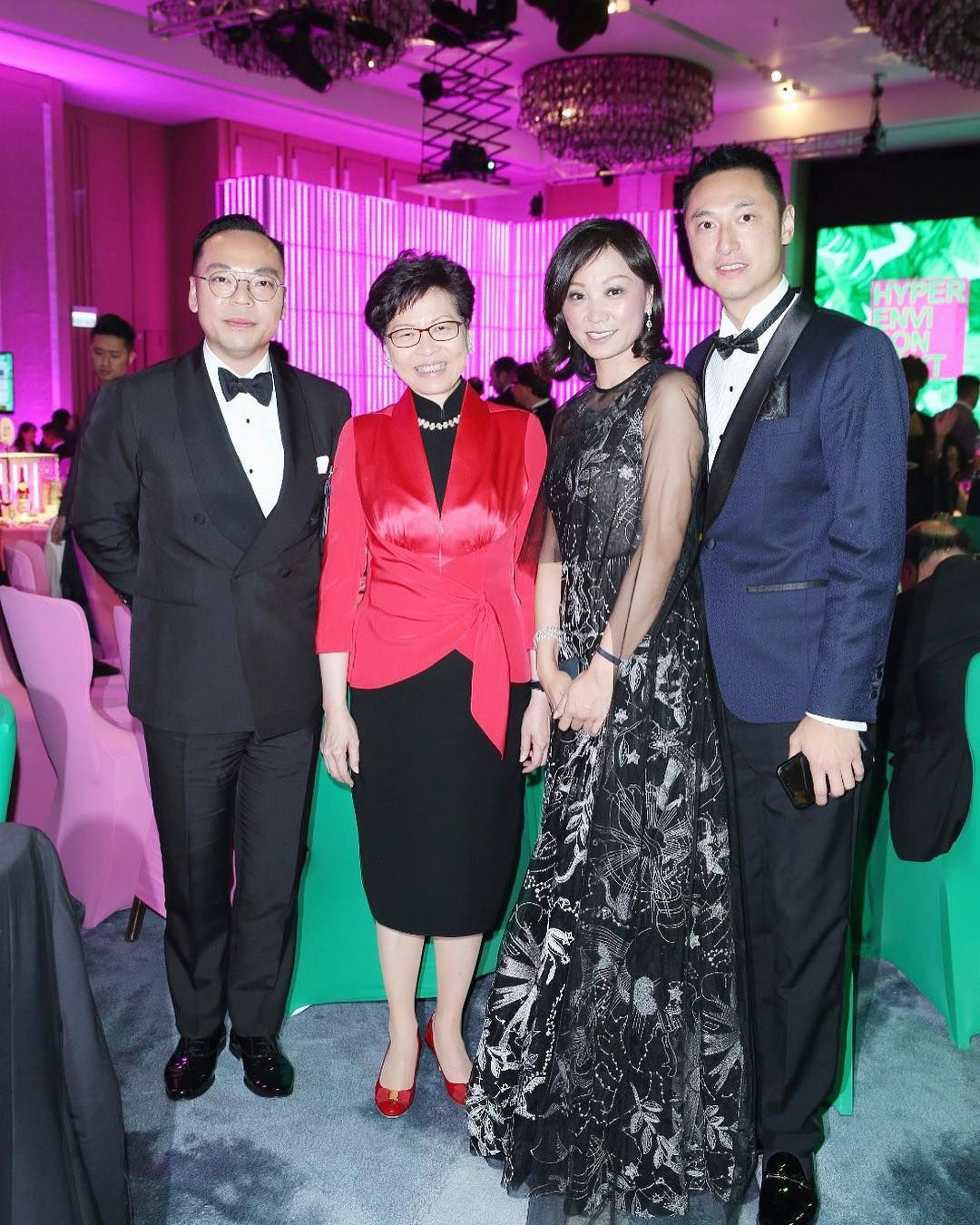 Tatlergram: Highlights From The Ambassadors Ball 2018