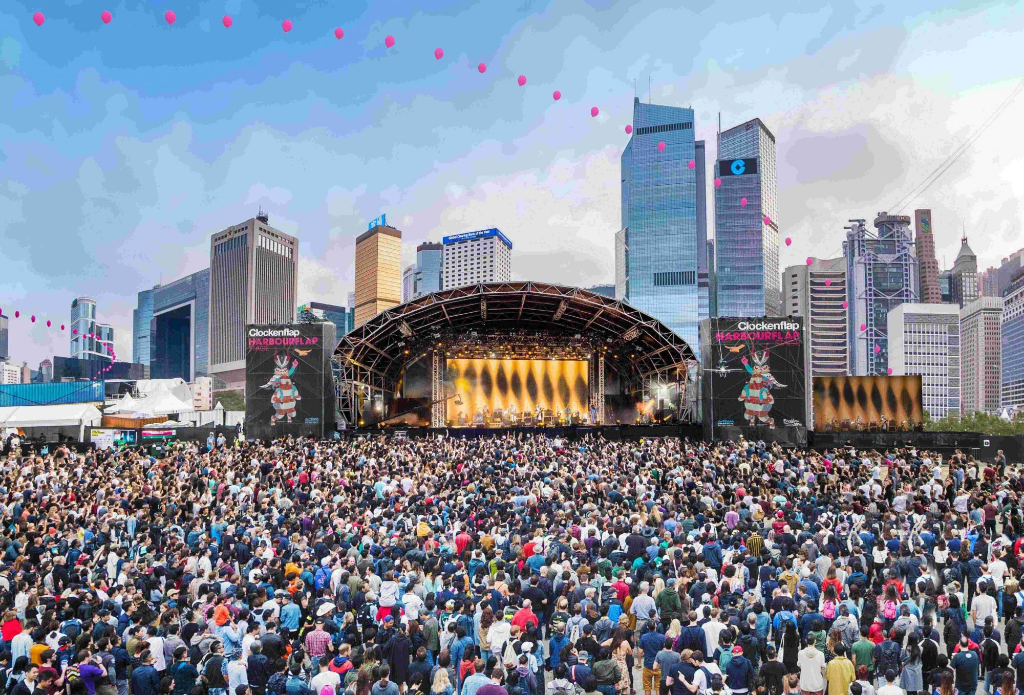 VIPs Only: The Tatler Guide To Clockenflap 2018