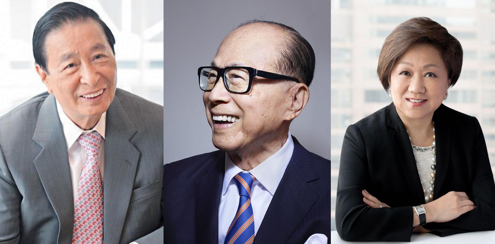 A Look Back At Hong Kong's Grand Bauhinia Medal Awardees