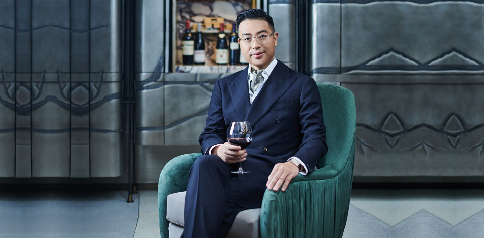 Founder Of Global Group Johnny Hon Talks Liquid Investments