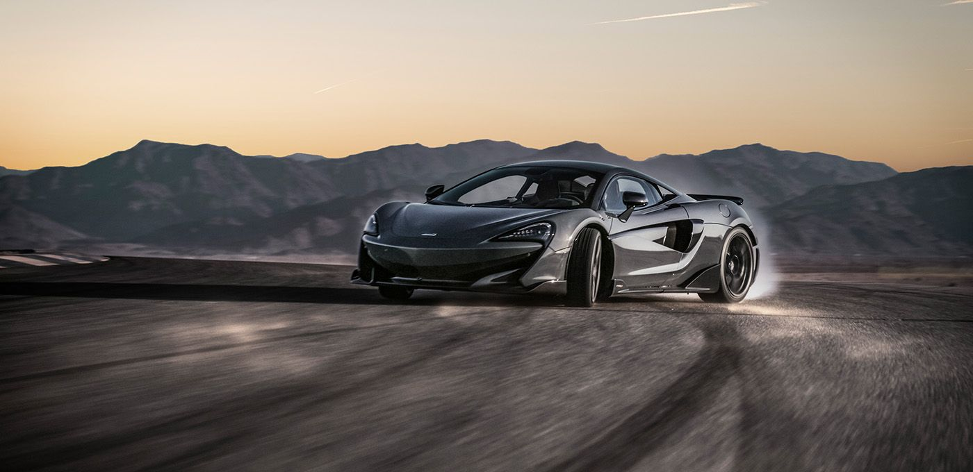 5 Things To Know About The New McLaren 600LT