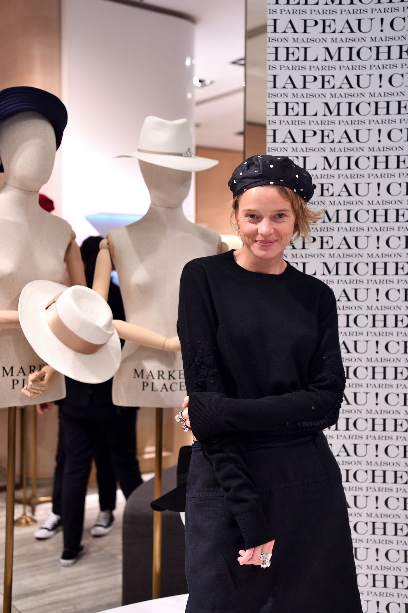 5 Minutes With Priscilla Royer Of Chanel-Owned Hat Brand Maison Michel