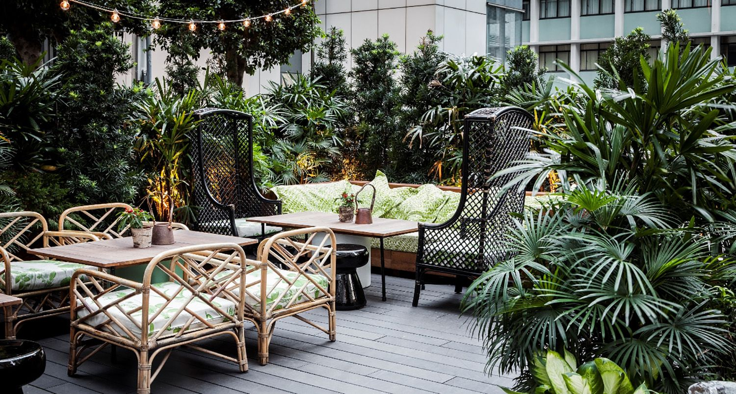 Take It Outside: 15 Al Fresco Restaurants And Bars In Hong Kong