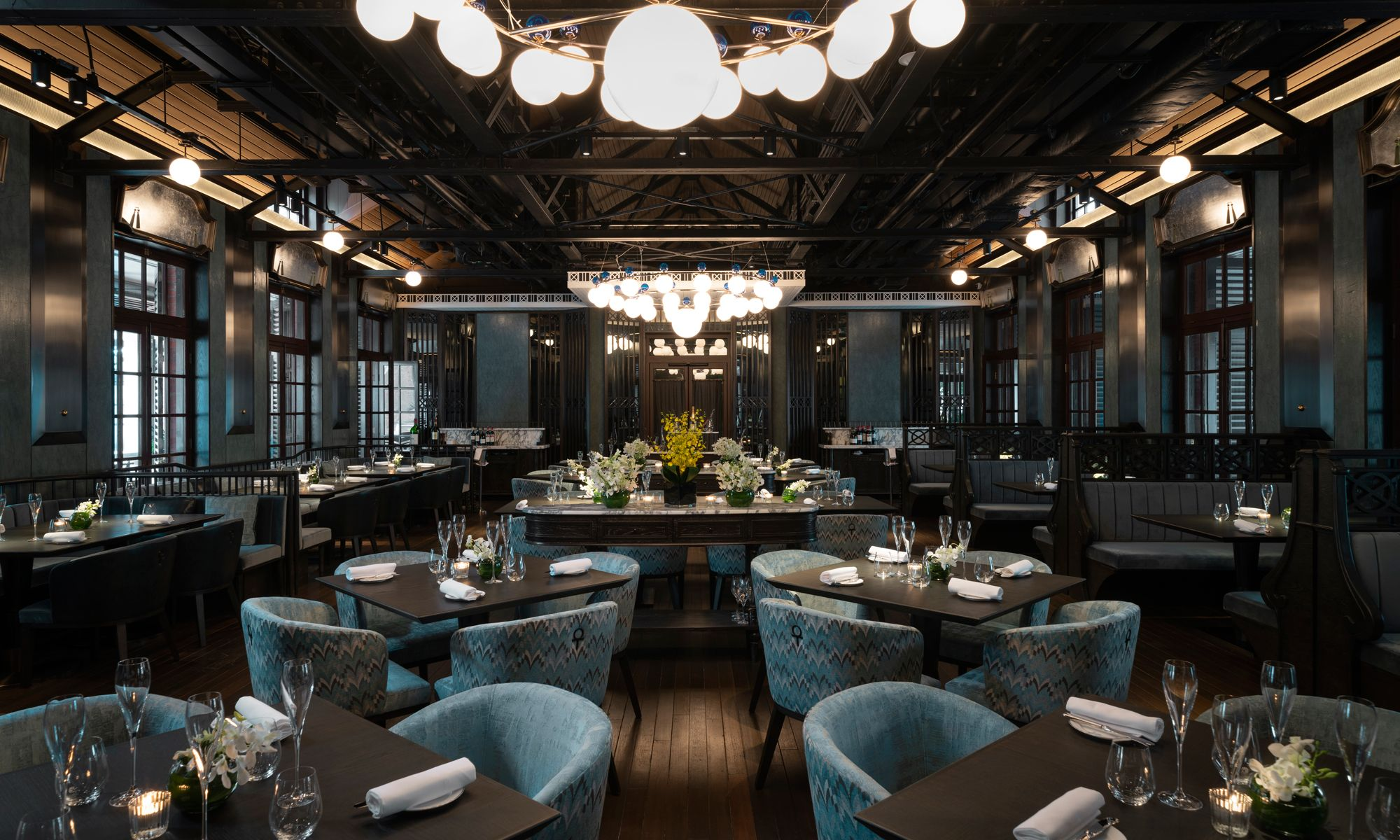 Review: Statement Brings Stylish British Cuisine to Tai Kwun