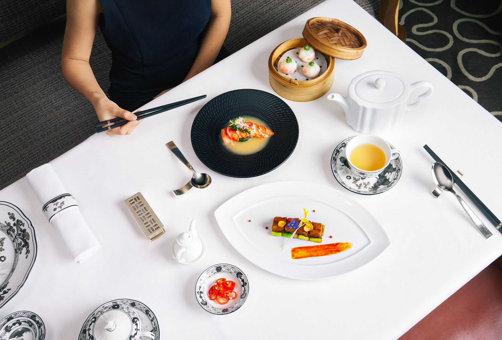Dining Among Stars: The Ritz-Carlton Presents Cosmic Collaborations In Singapore And Osaka