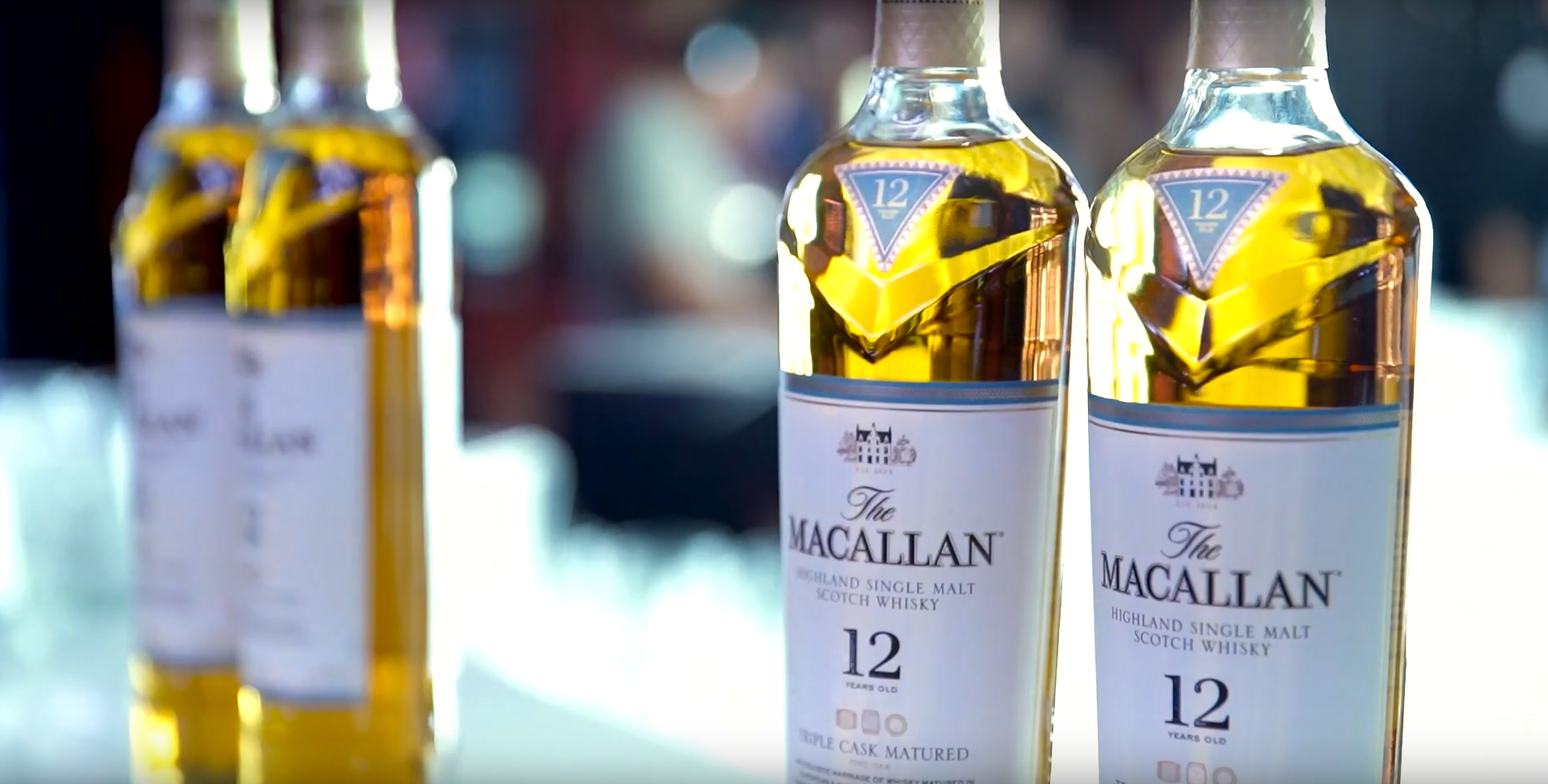 Video: The Macallan At The Hong Kong Tatler Ball 2018