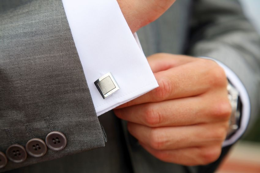 Cuff It Up: 7 Cufflinks To Jazz Up Any Outfit