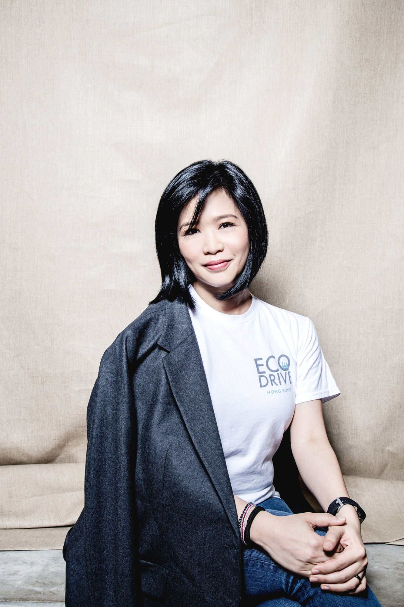 Eco Warriors: Angela Cheng-Matsuzawa Of EcoDrive Hong Kong