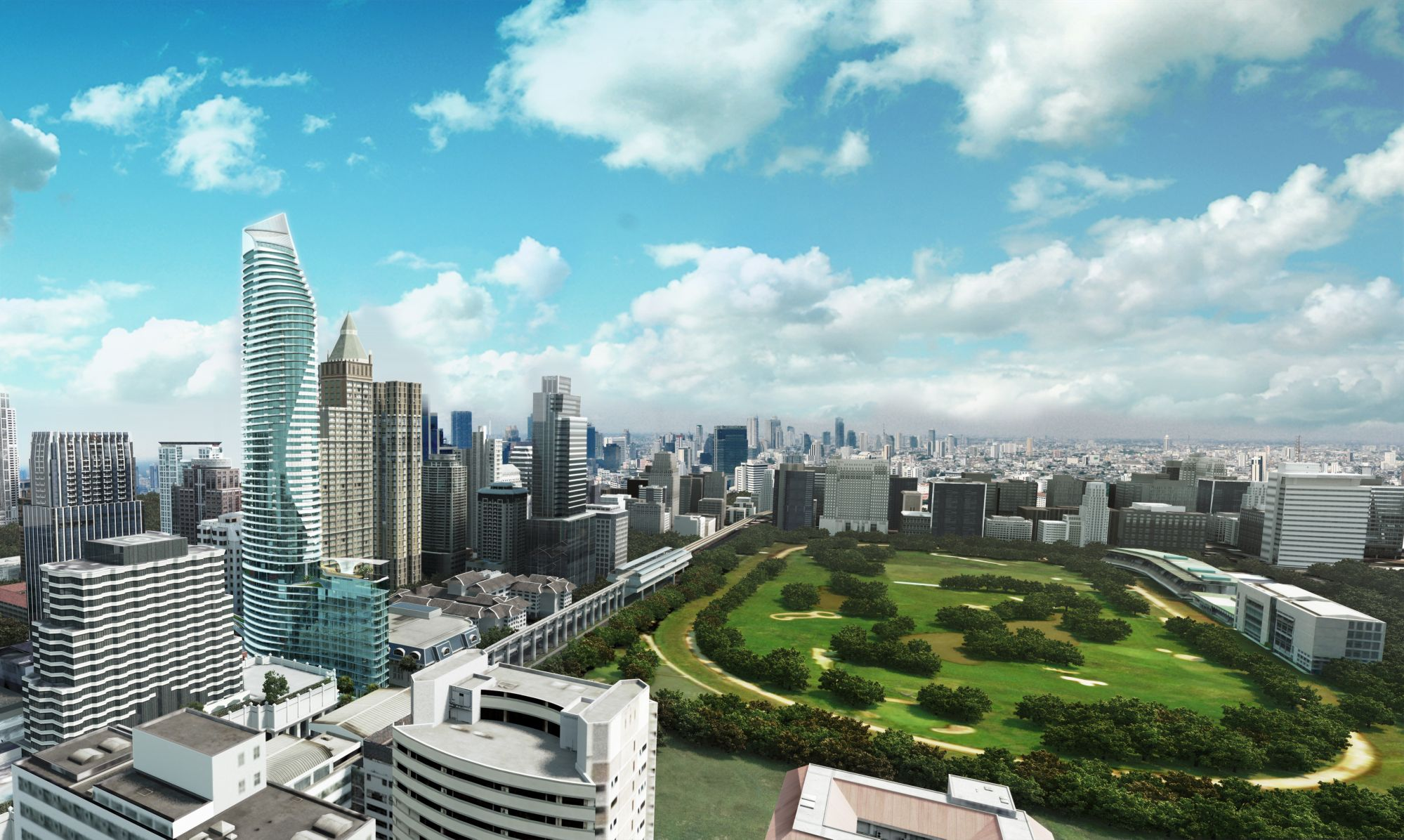 Experience Luxury Living In Magnolias Ratchadamri Boulevard, Bangkok's Ultra-luxe Residence