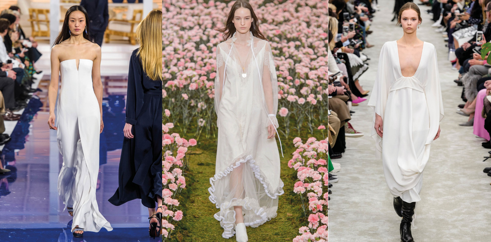 10 Wedding Dresses To Take You From the Ceremony To The Dance Floor