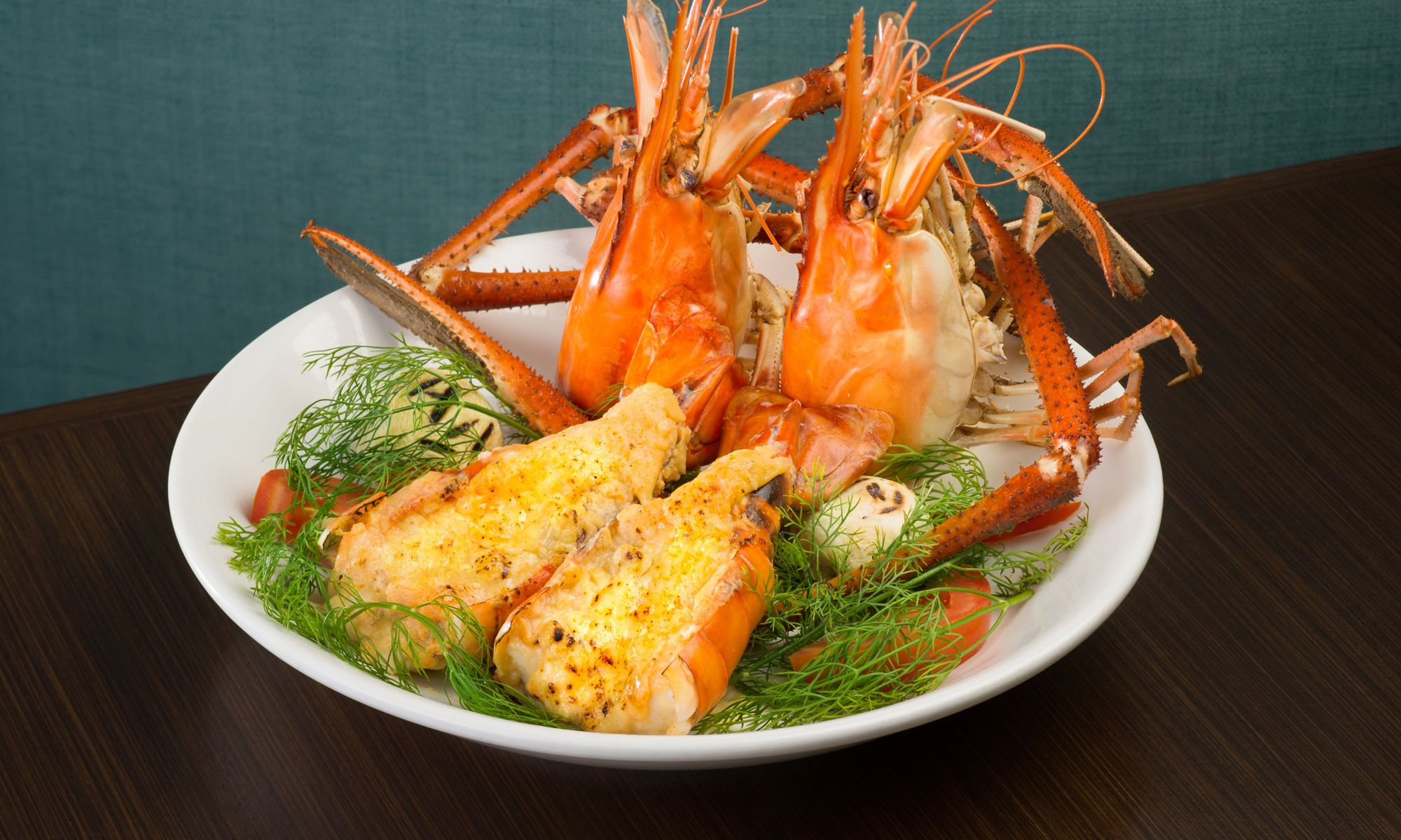 Festival Walk An Nam Presents The Jumbo River Prawn