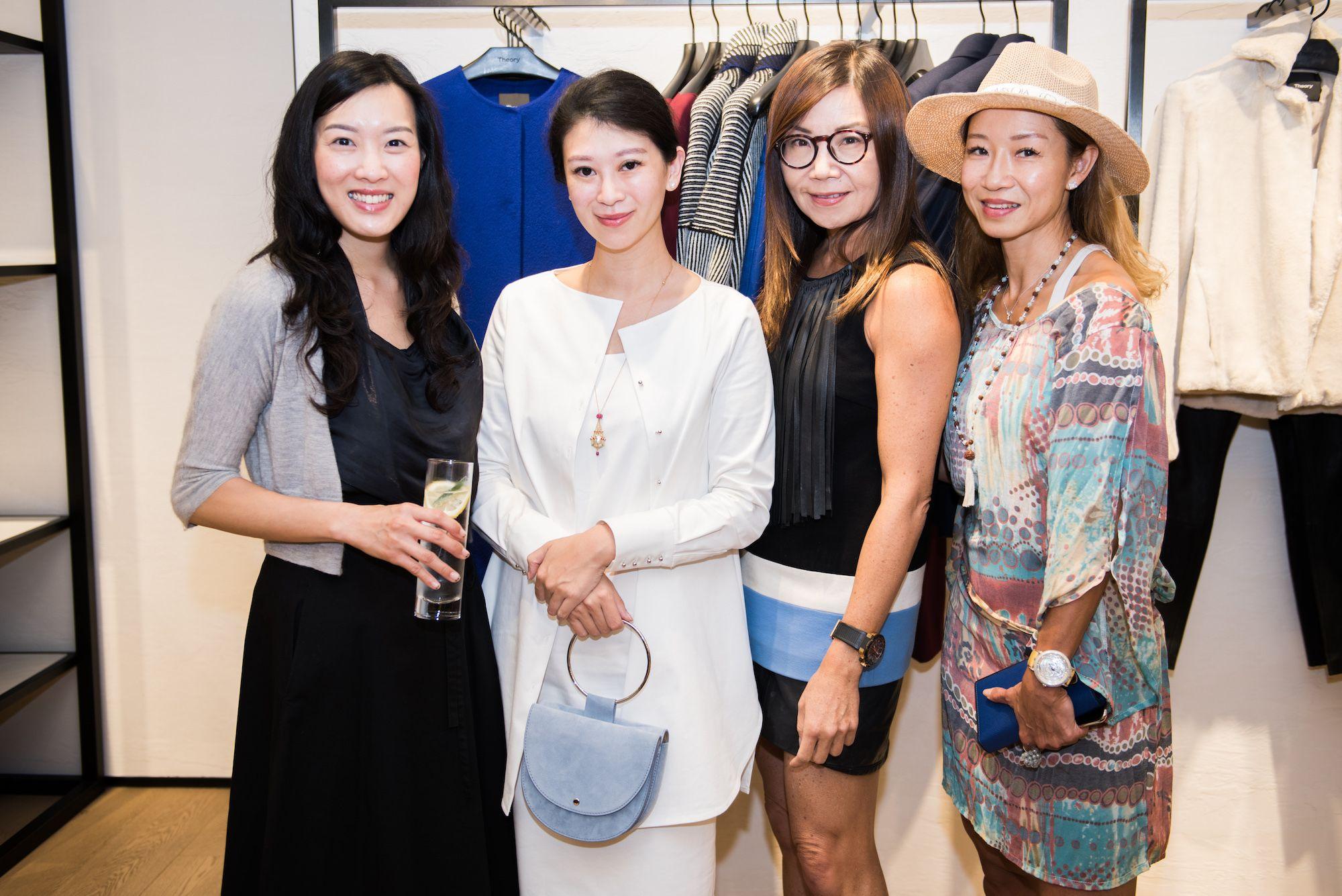 Joyce Tam, Christy Liang, Esther Ma, Christianne Ho