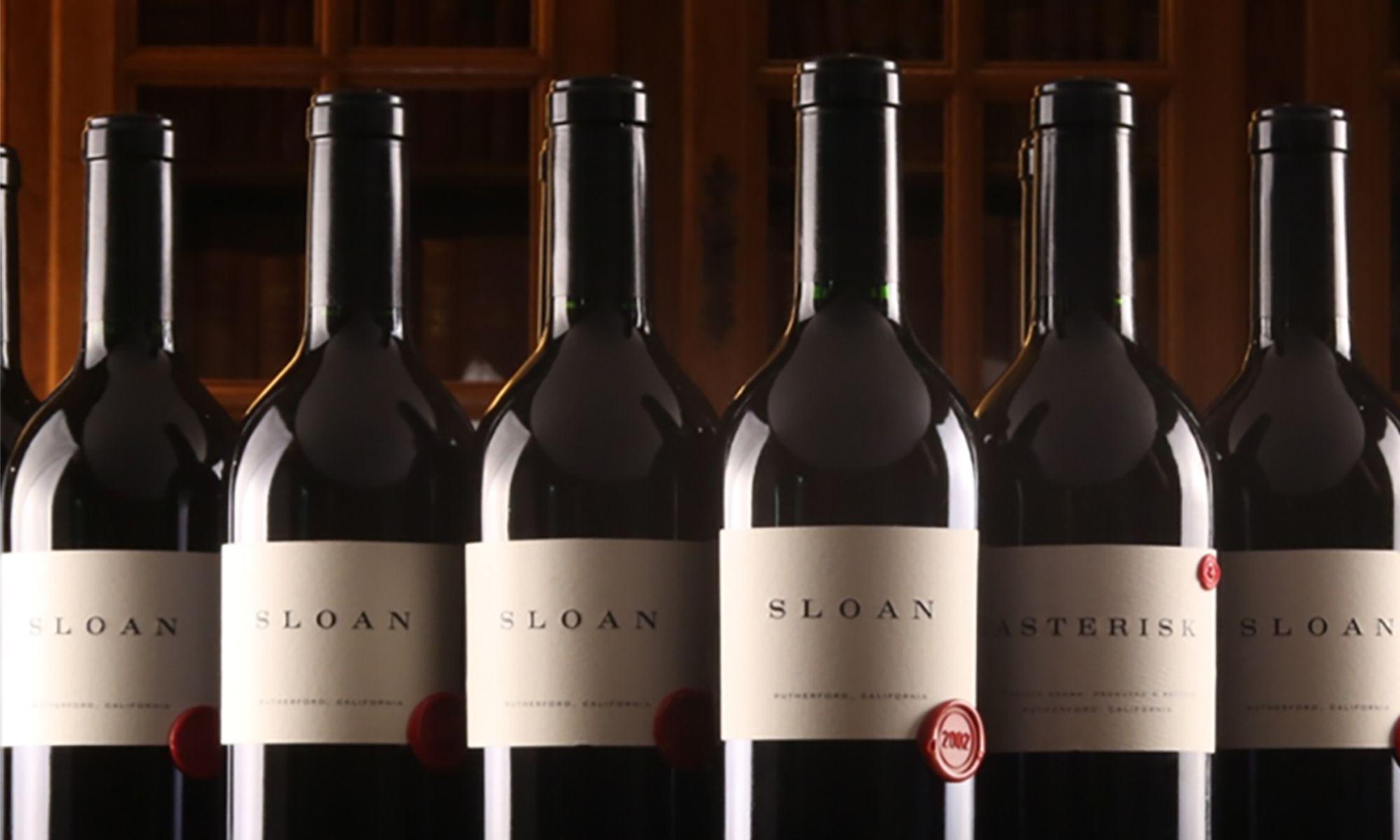 Le Pan Presents Sloan Estate Wine Dinner