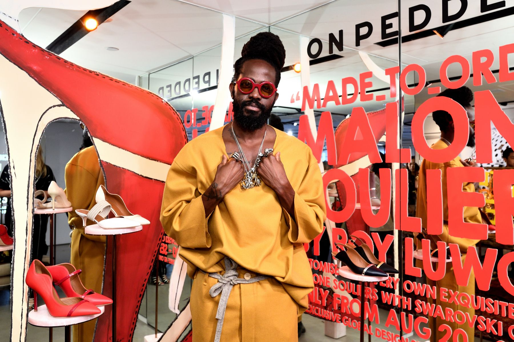 5 Minutes With Roy Luwolt Of Cult Favourite Shoe Brand Malone Souliers