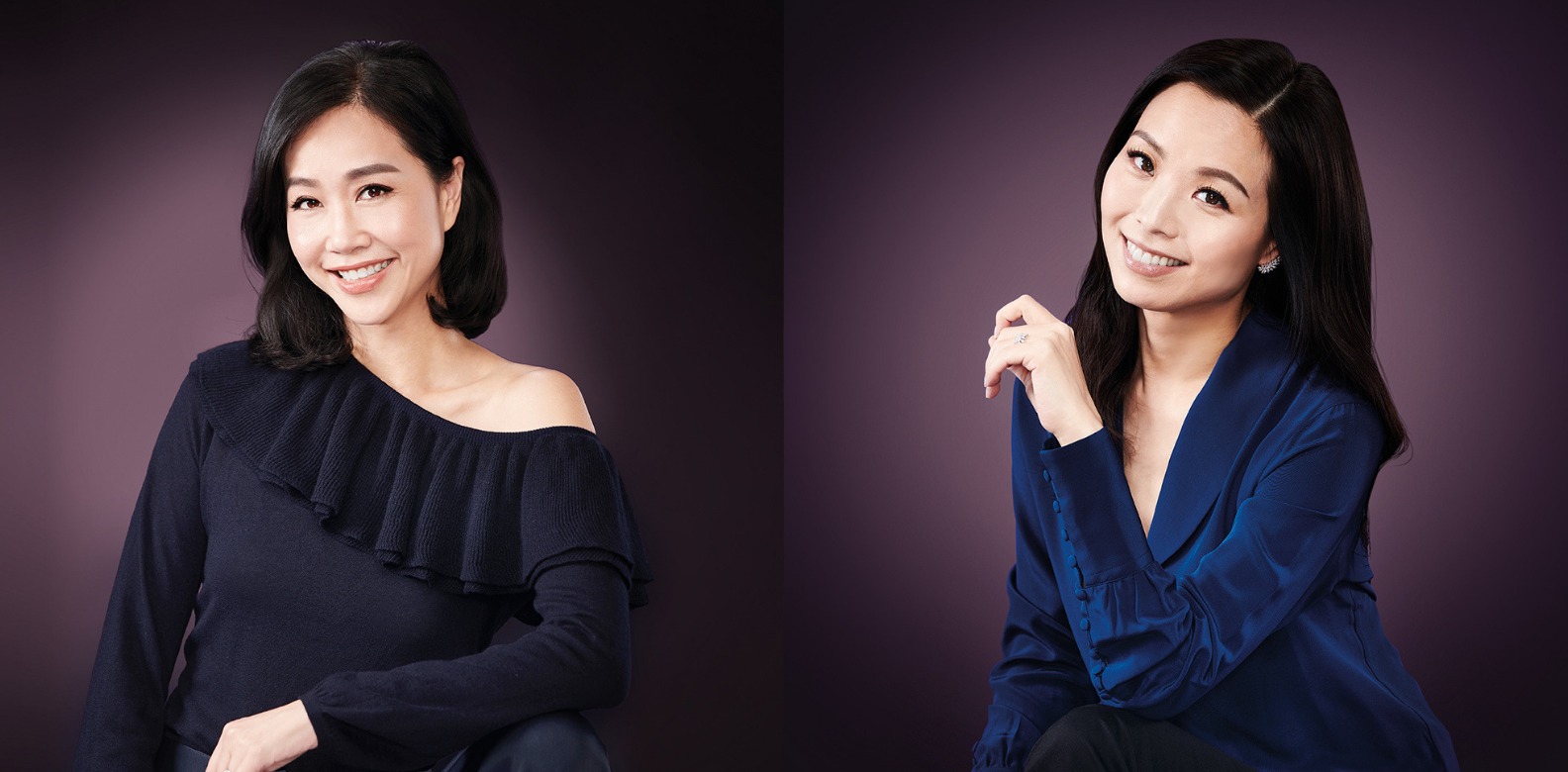 Transform With Clé de Peau Beauté: Angie Ting And Anne Wang-Liu On Philanthropy And Personal Growth