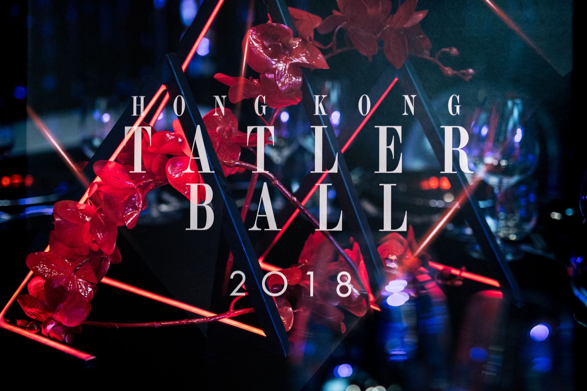 Hong Kong Tatler Ball 2018 Highlights