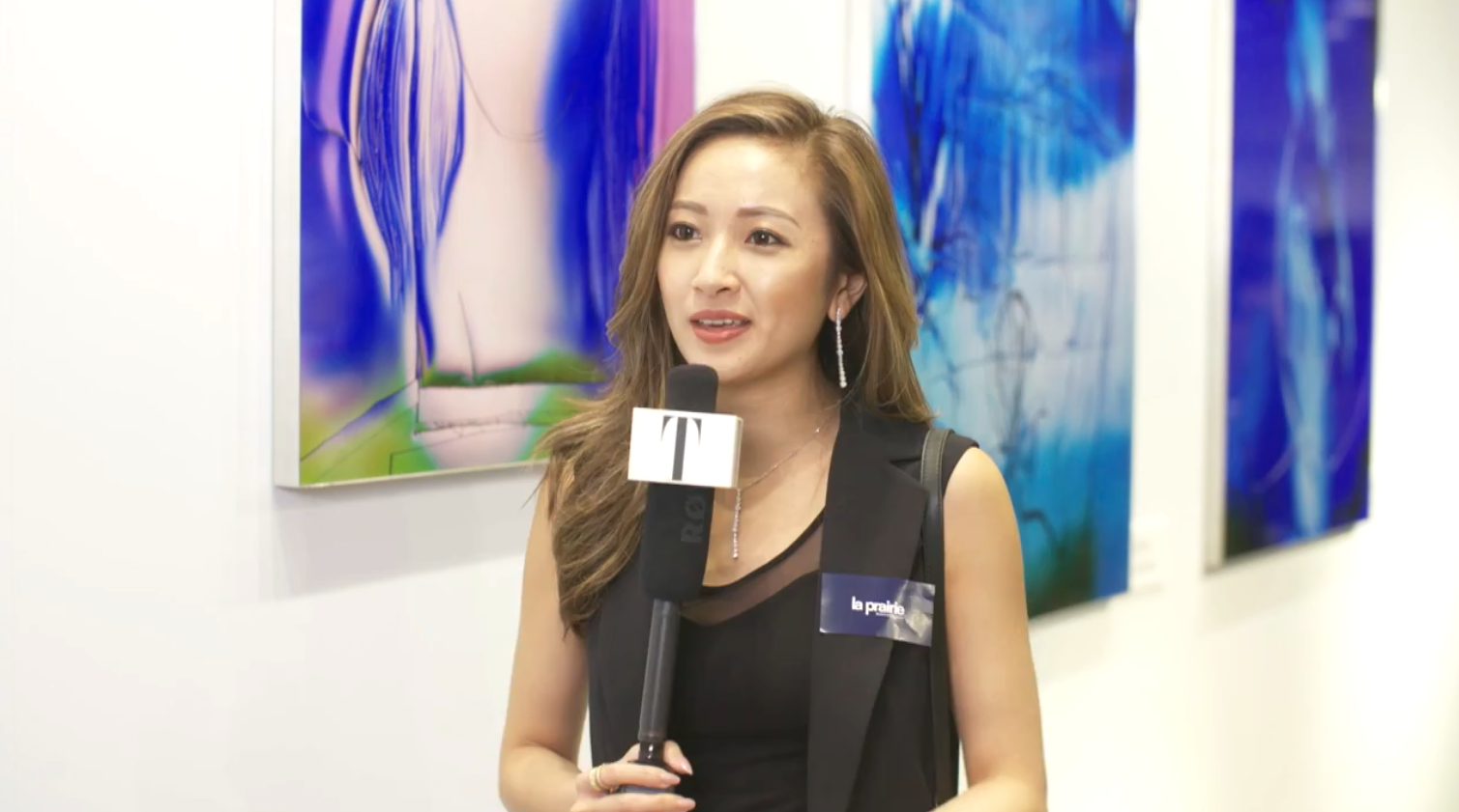 Video: An Exclusive View On La Prairie's The Masterpiece Remastered Exhibition