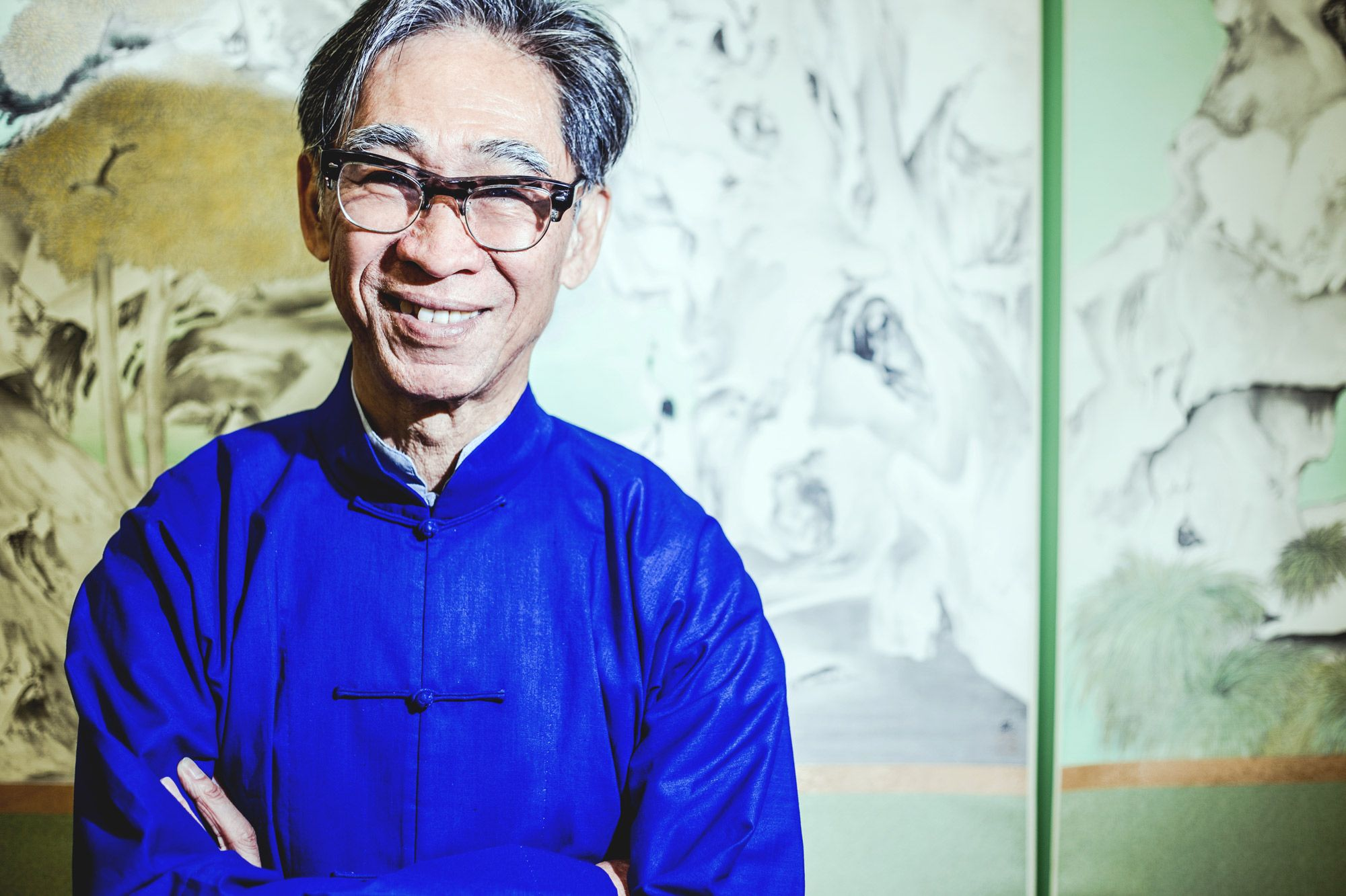 Art Insider: Johnson Chang
