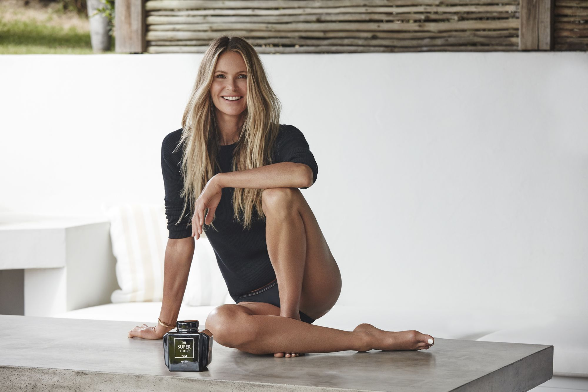 The Story Behind Elle Macpherson's Wellness Brand, WelleCo