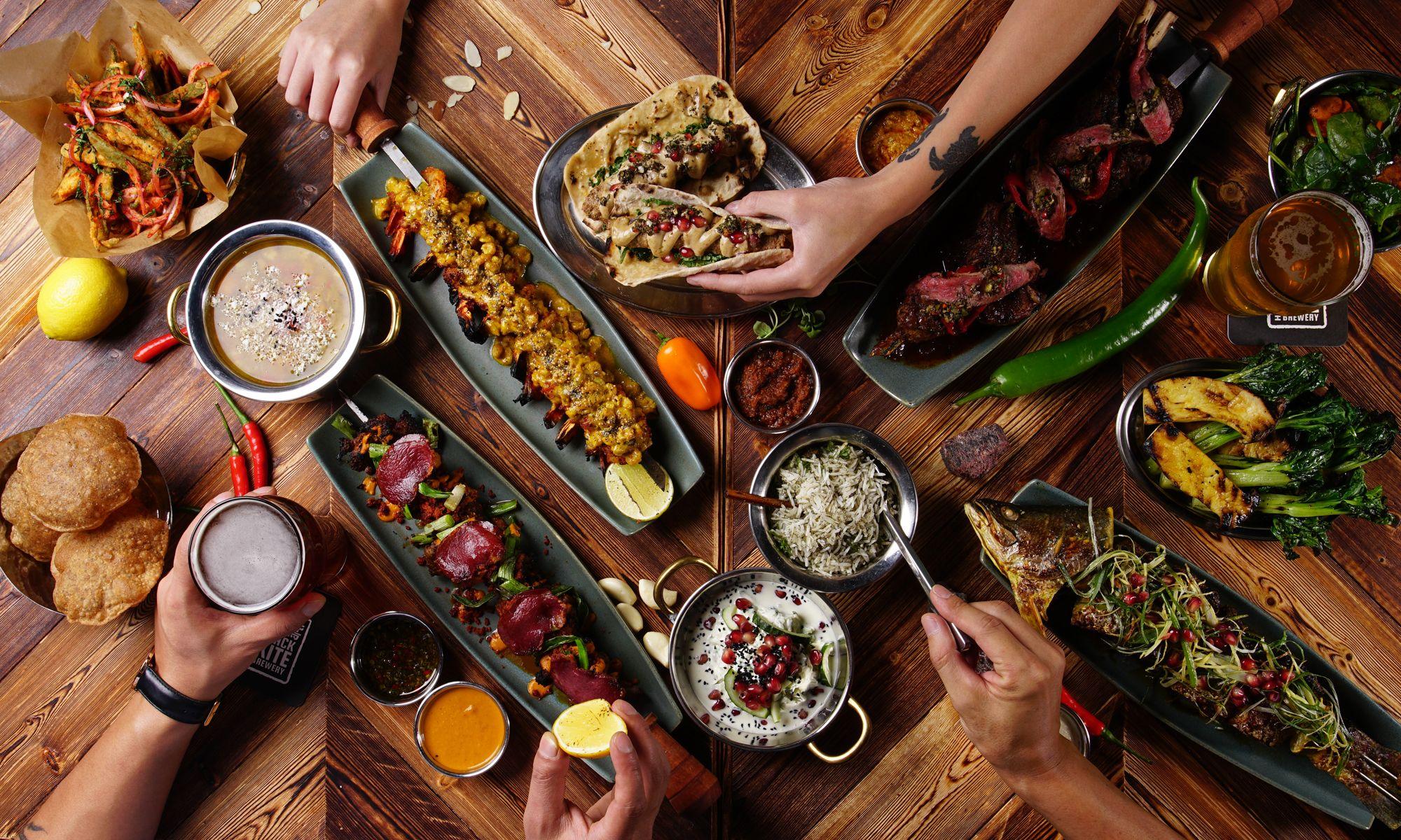Review: Salt & Barrel Reinvents The Misunderstood Kebab