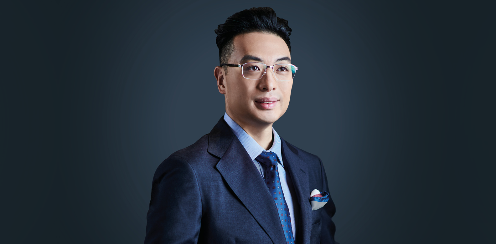 Johnny Hon: Bridging The Worlds Of Biotech And Fintech