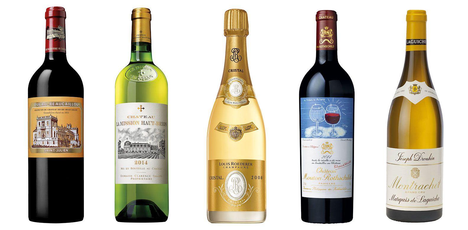 10 Amazing French Wines
