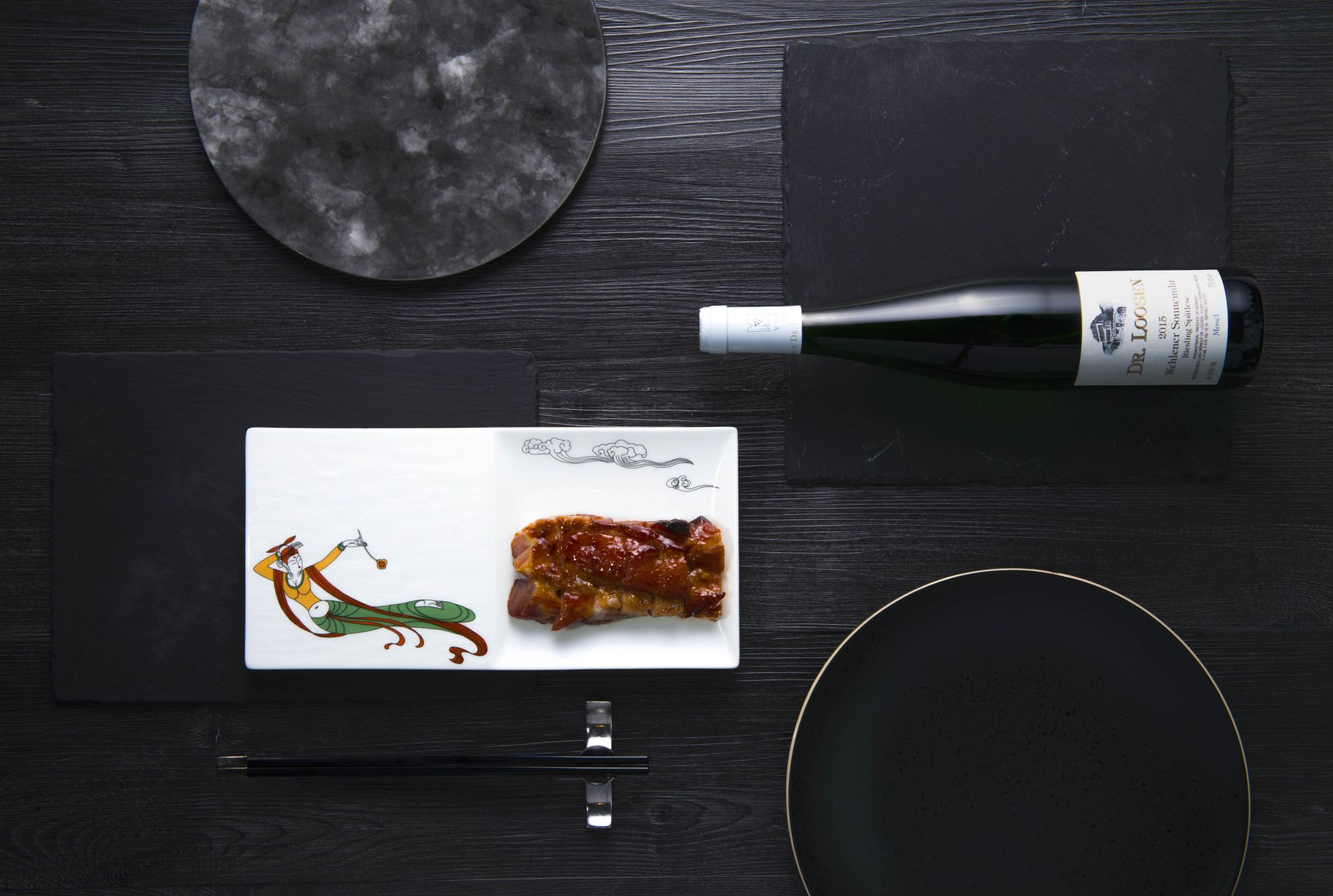 Savour An Unusual Riesling Wine And Dine Experience At Dynasty