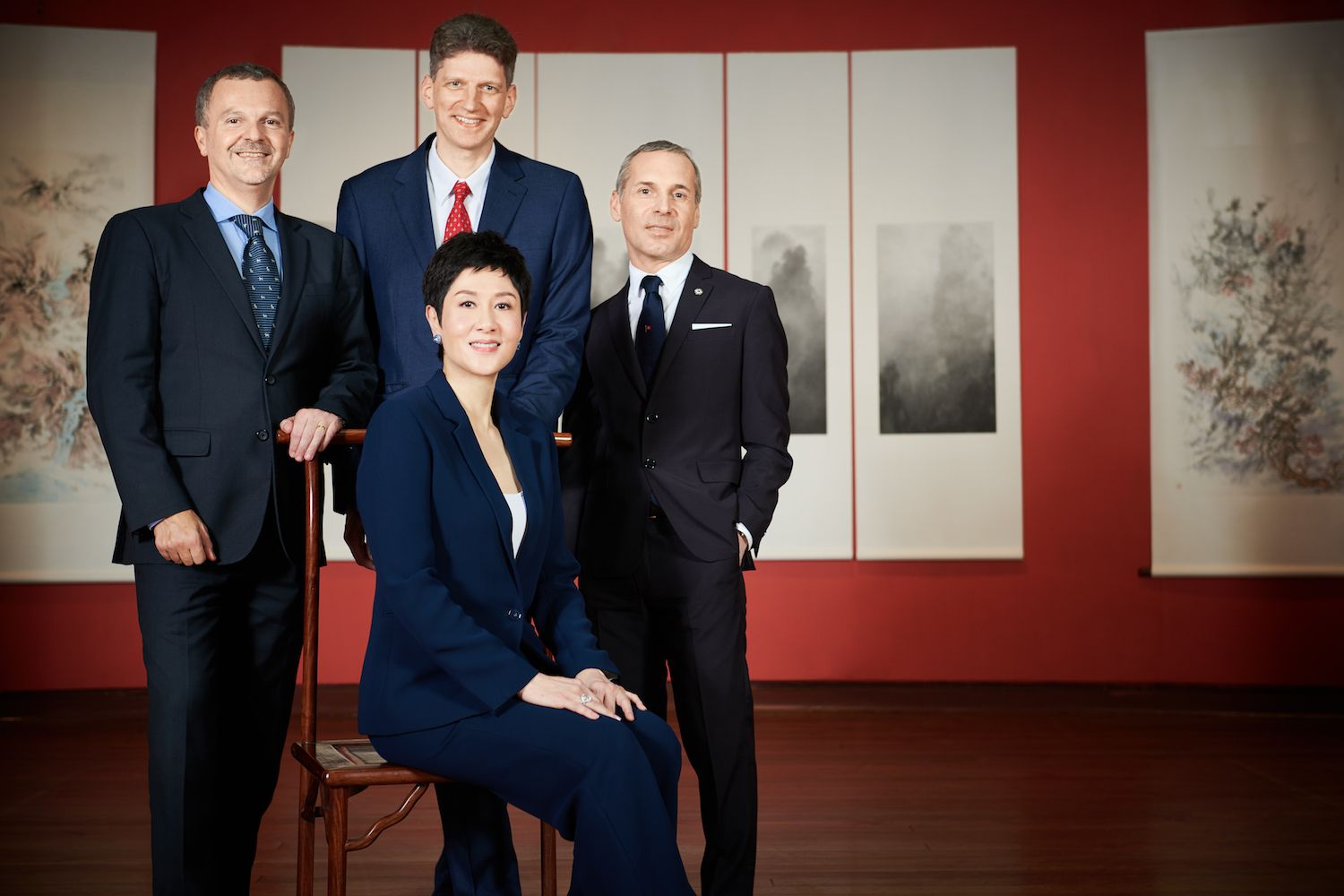 Michelle Ong And The Marco Polo Society Bring Renaissance Masterpieces To Hong Kong