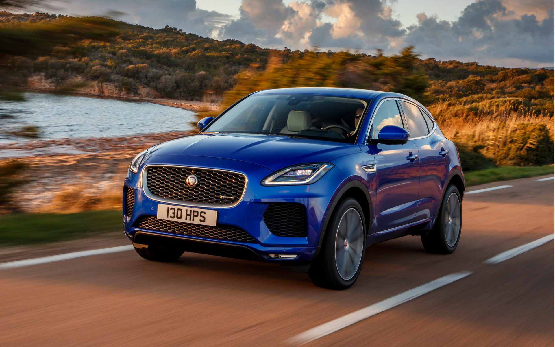 In Pictures: The New Jaguar E-Pace