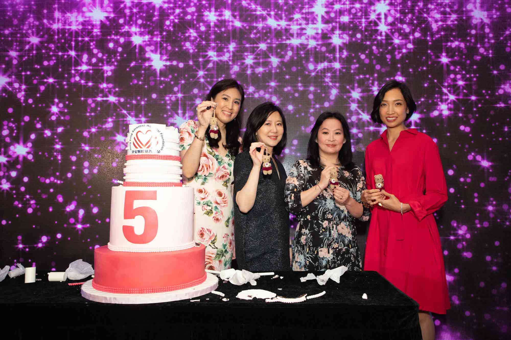 Leigh Tung-Chou, Cherry Chu-Tang, Jo Soo-Tang, Ann Cha