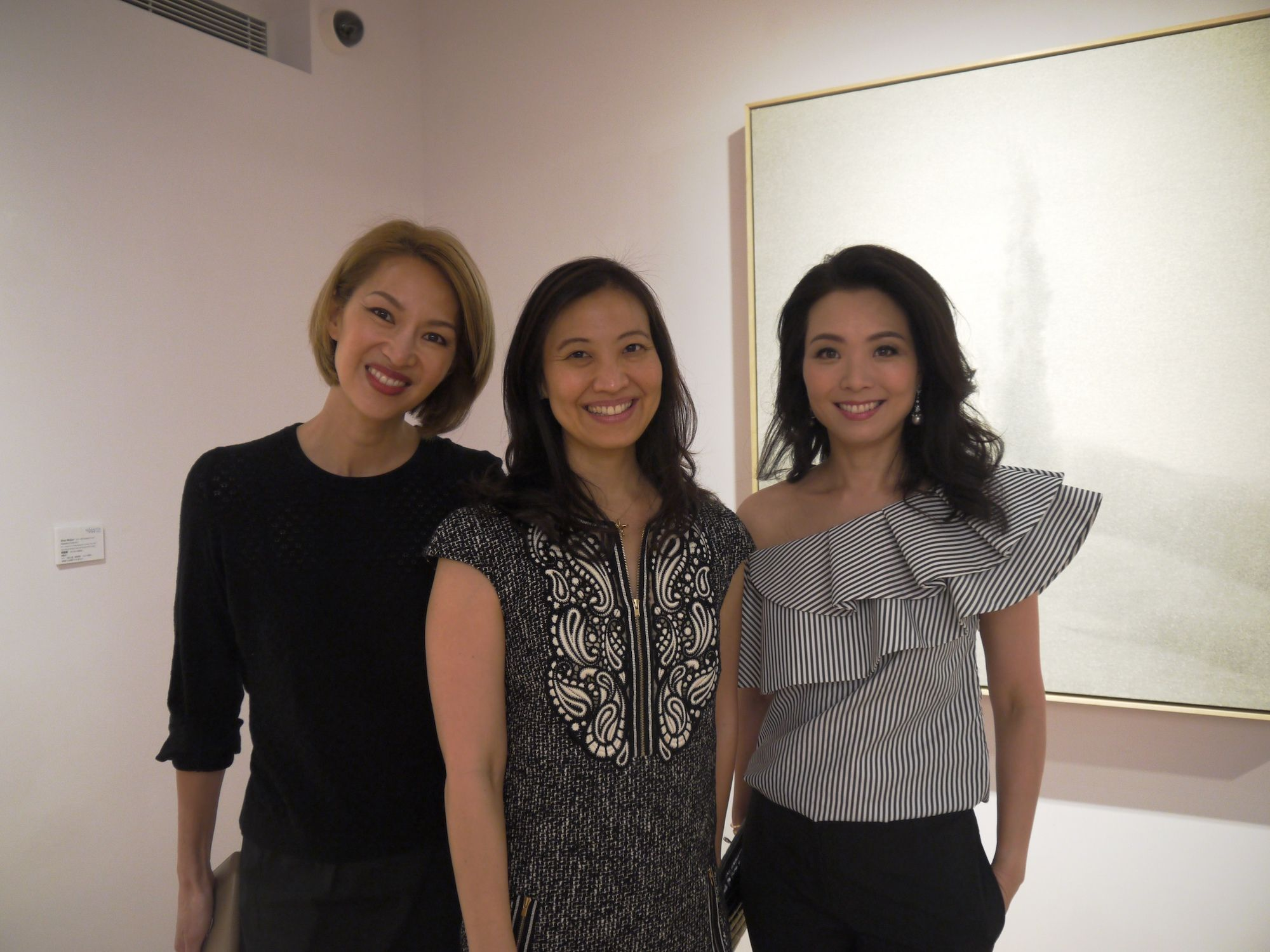 Yolanda Choy-Tang, Daphne King-Yao, Anne Wang-Liu