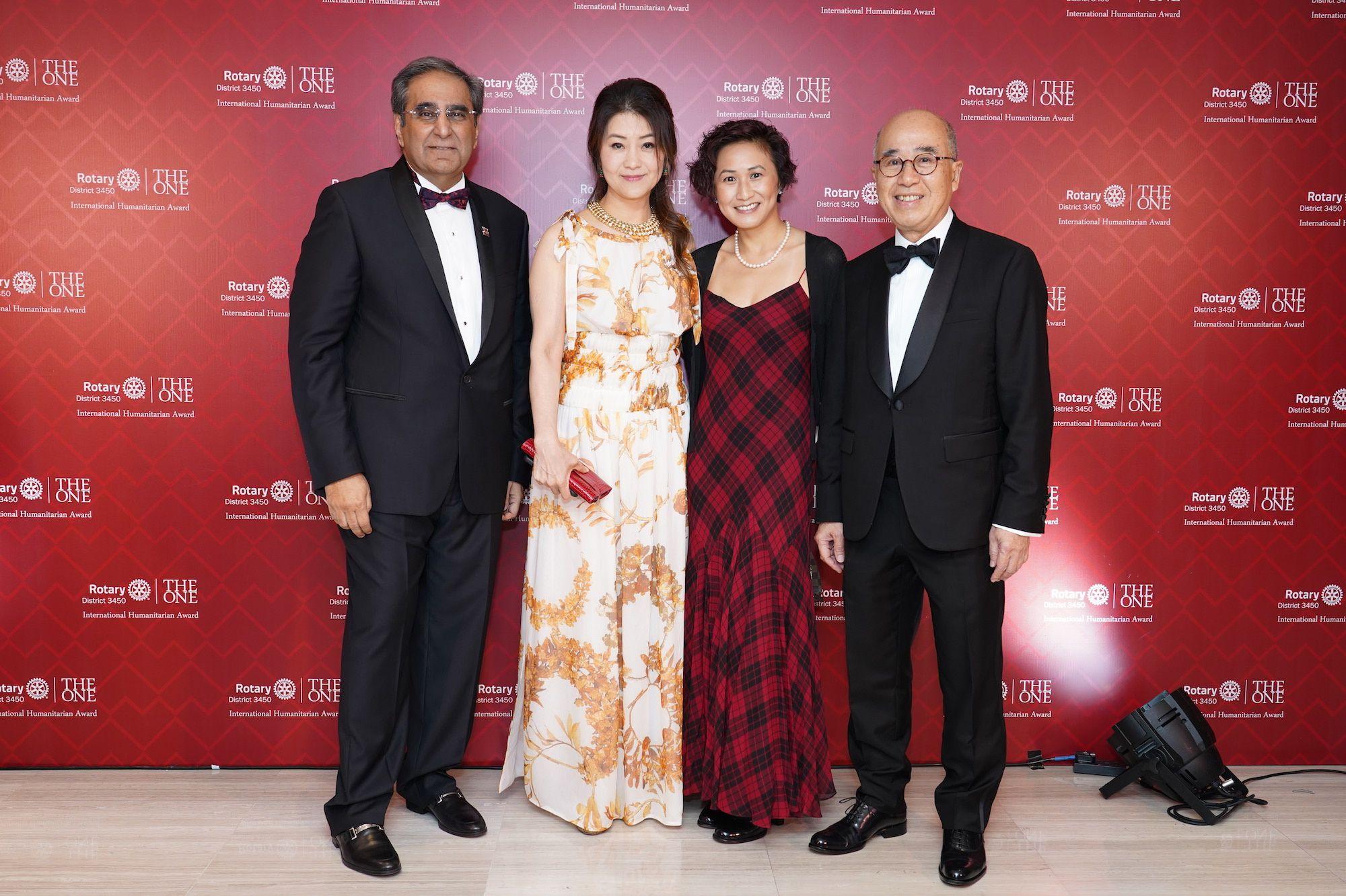 David Harilela, Cecilia Cheung, Bonnie Wong, Peter Wong