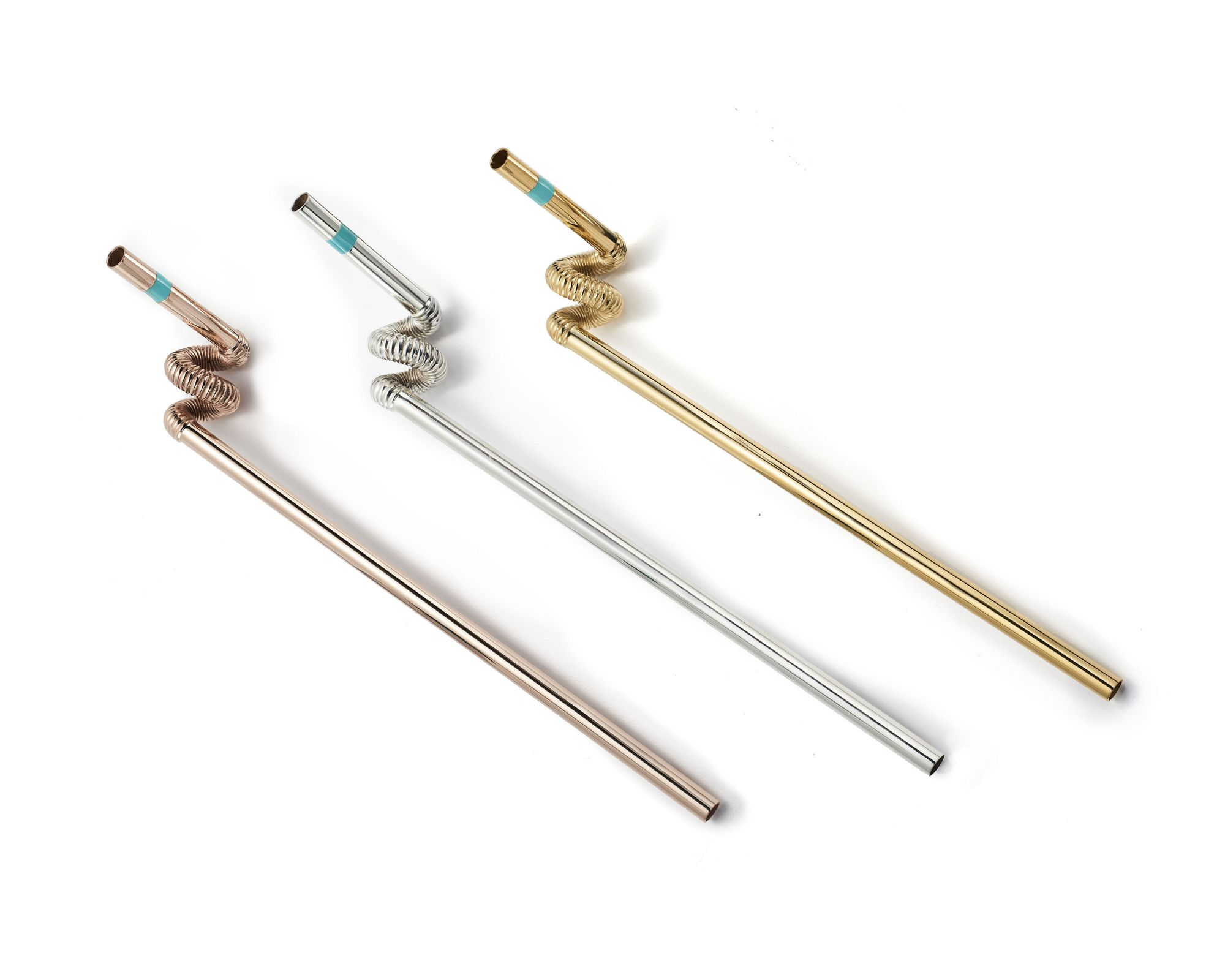 Say No To Plastic With Tiffany's Posh Reusable Straws | Hong