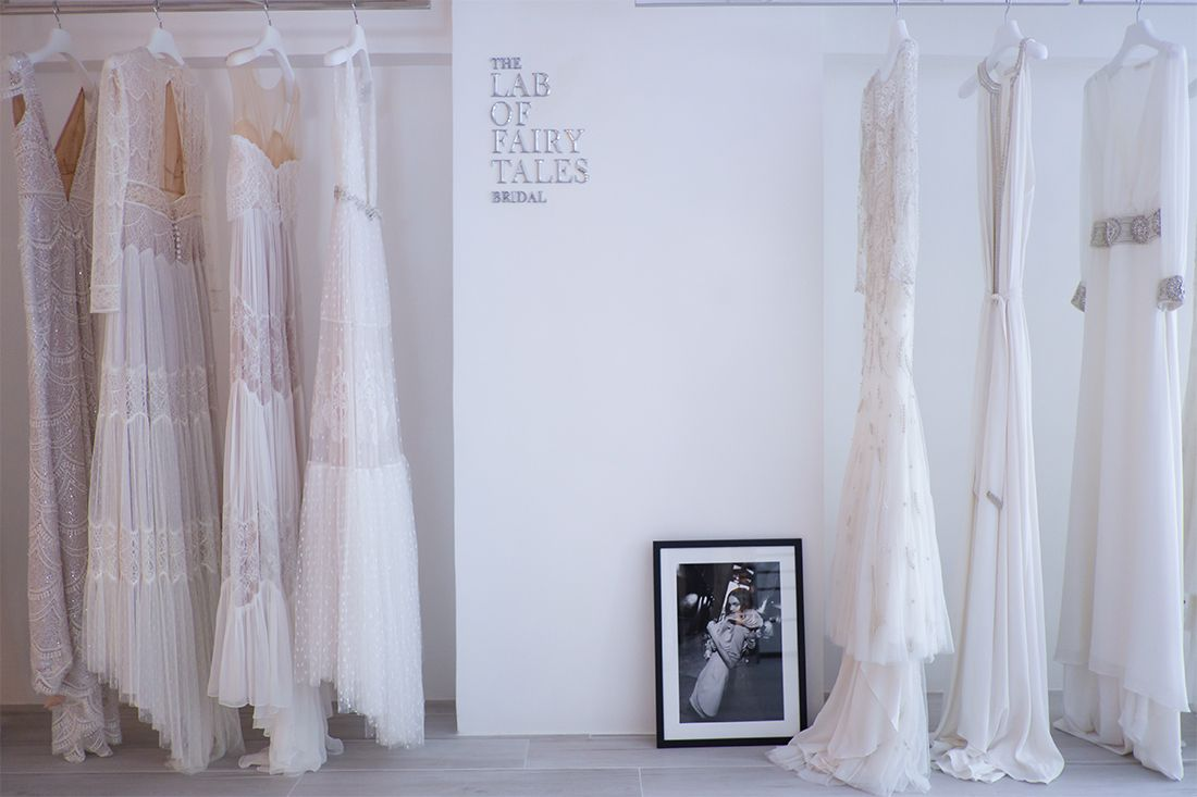 How To Choose The Perfect Wedding Dress, According To Loft Bridal