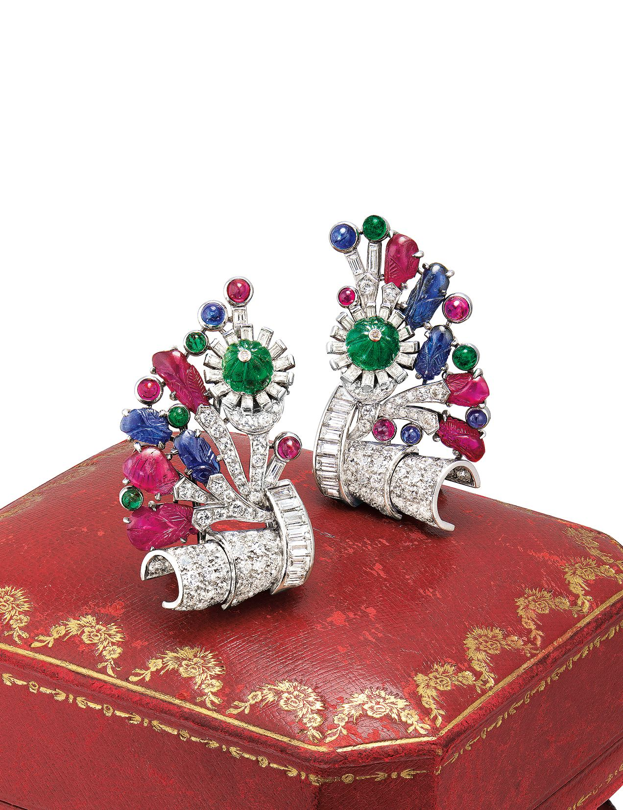 Phillips Hong Kong's Jewels And Jadeite Auction Will Be Held In May