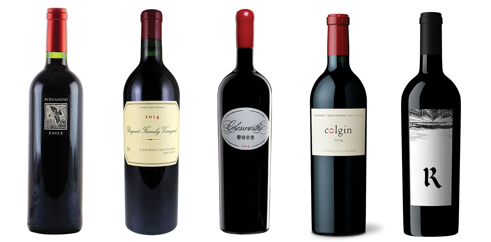 Top 10 Napa And Sonoma Wines, According To James Suckling
