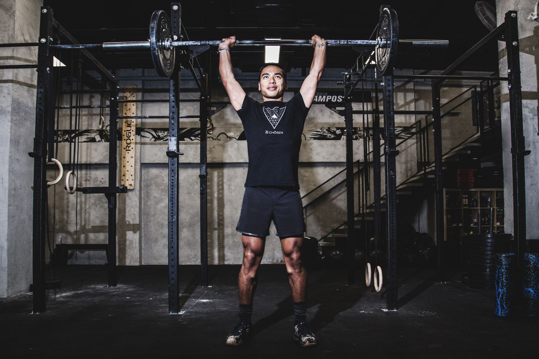 In The Gym With Avelino Cortes Of Chōsen Experiences