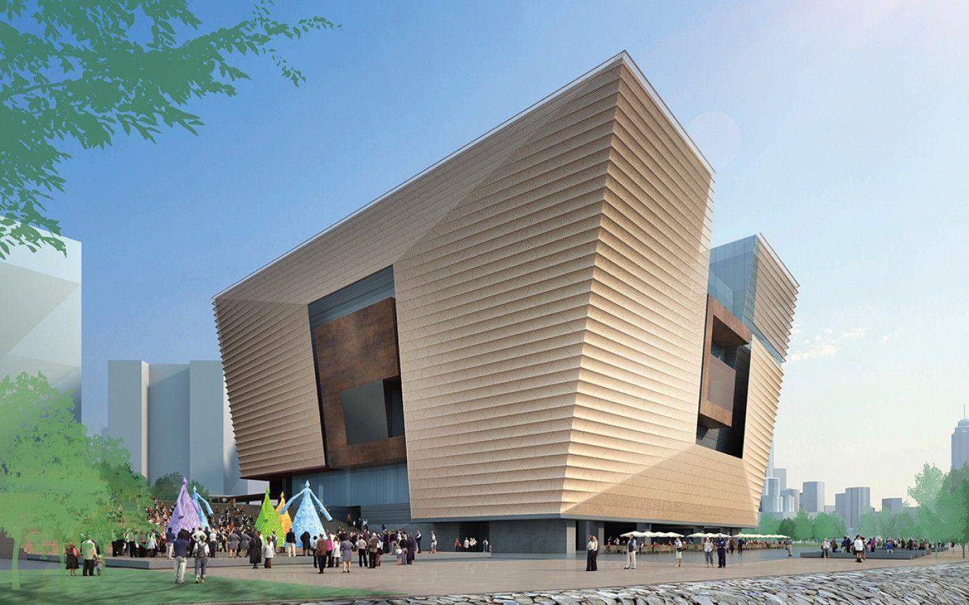 Bernard Chan: Hong Kong Palace Museum Open To International Exhibitions
