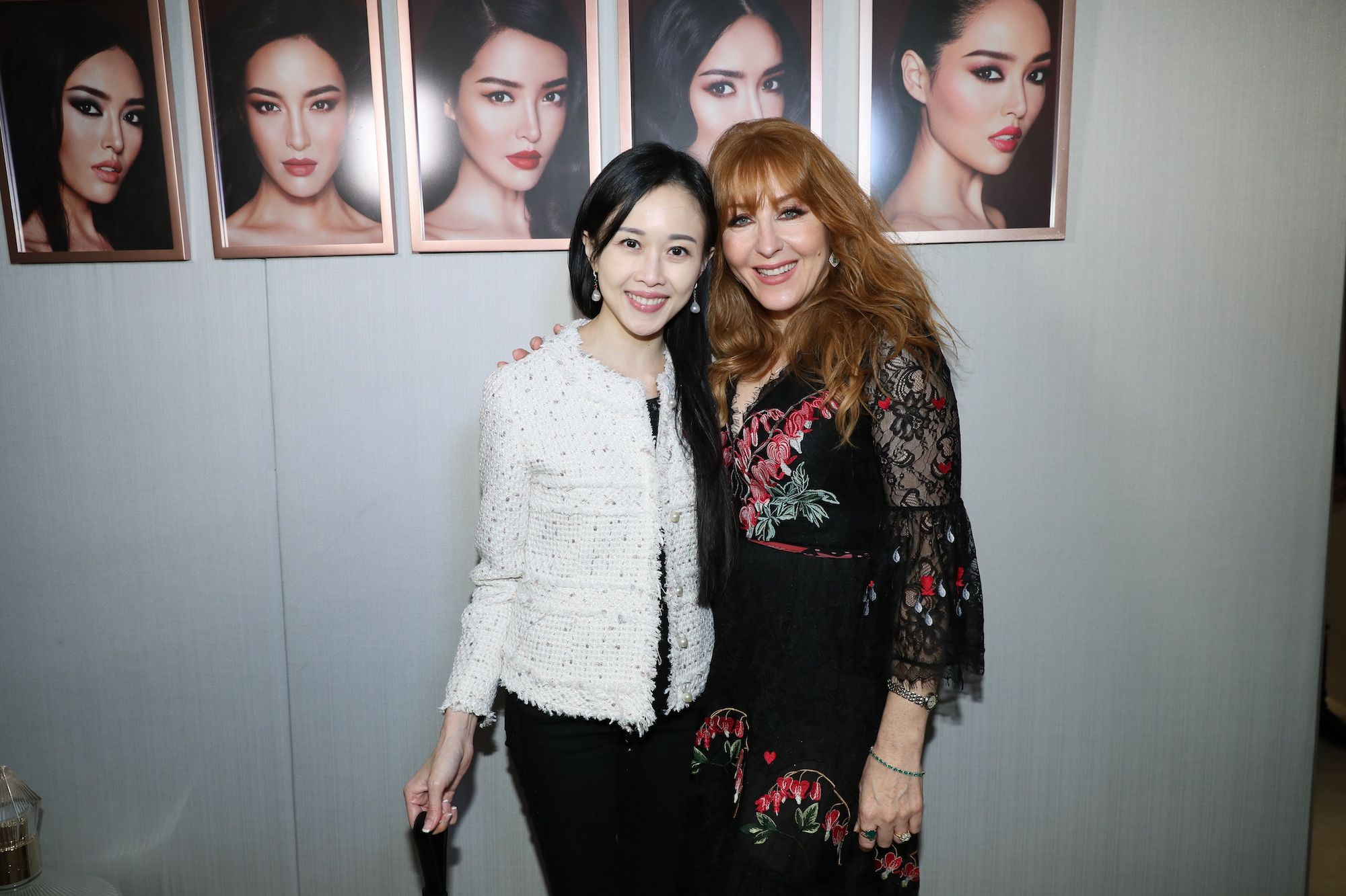 Jacqueline Chow, Charlotte Tilbury
