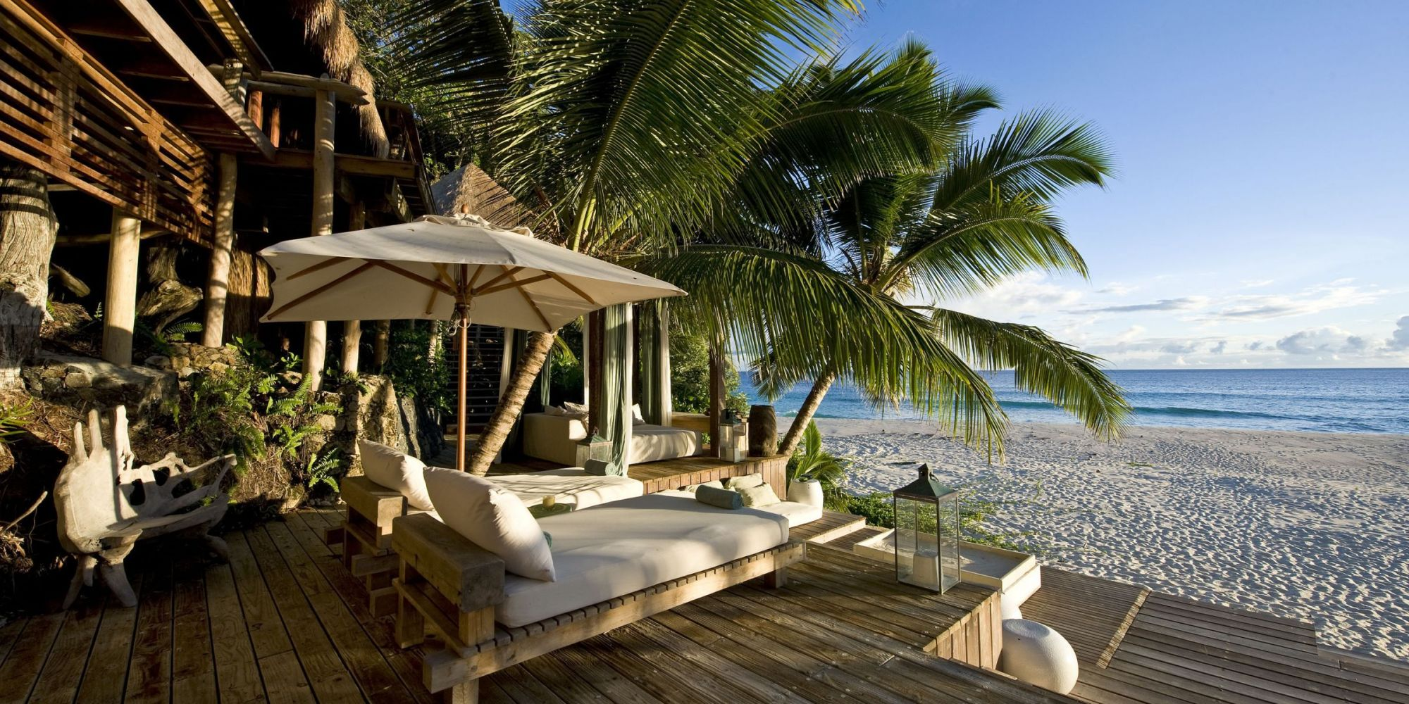 The World's Best Private Islands And Villas According To Travel Experts