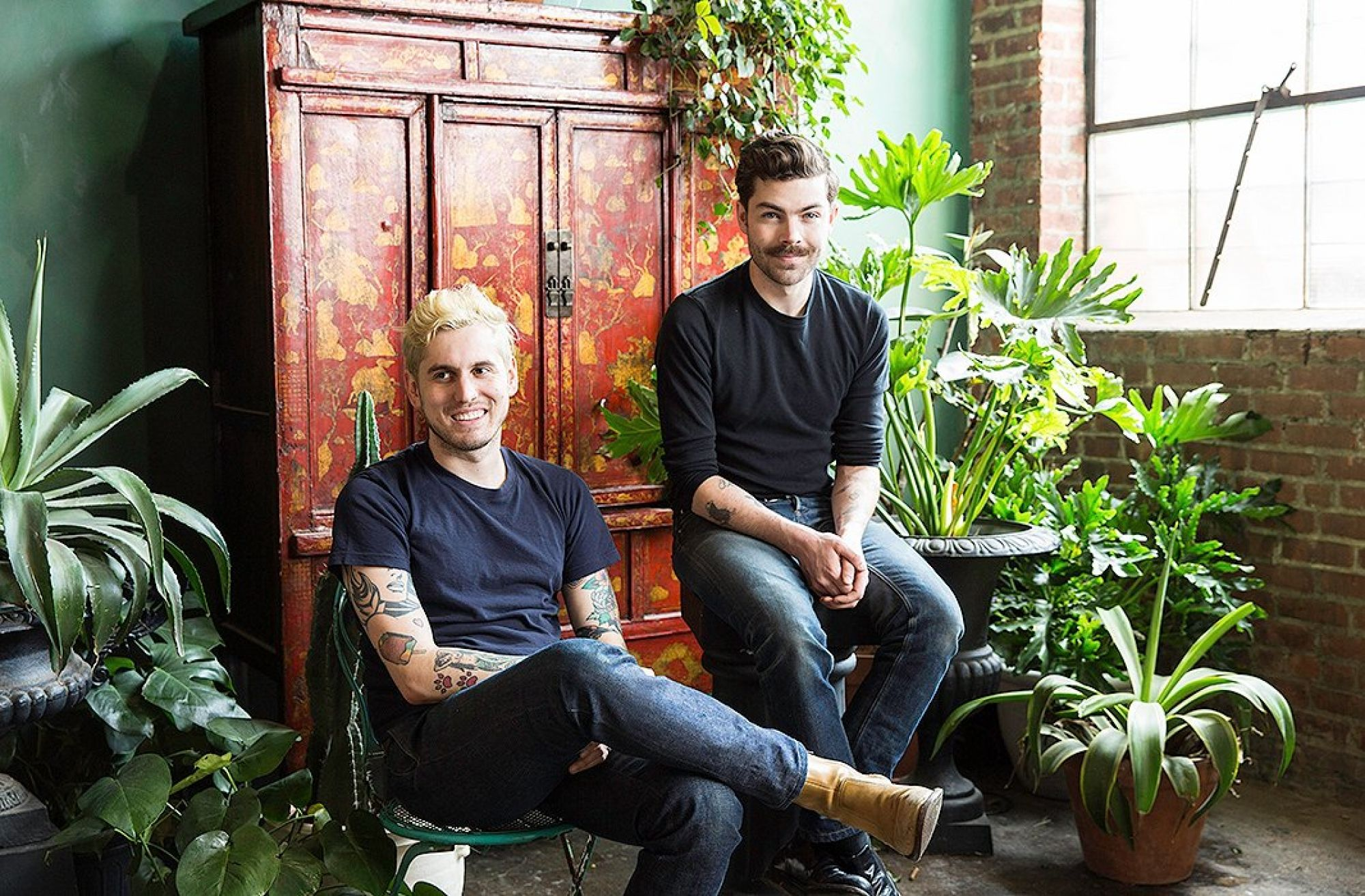 NYC-based Florist Duo Putnam & Putnam On DIY Florals