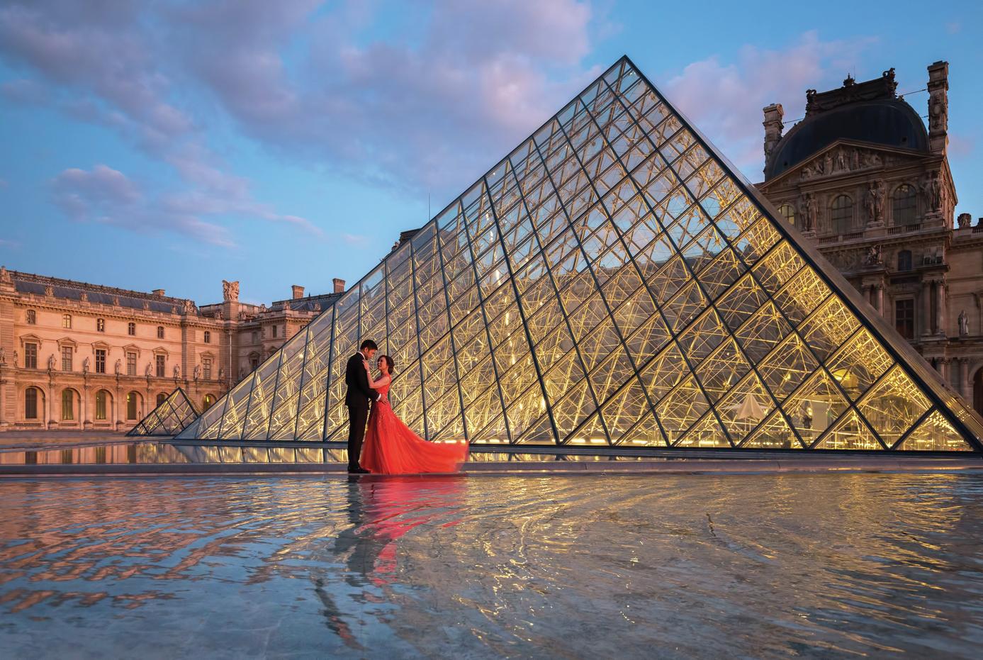 Real Weddings: Vicki Belo And Hayden Kho Jr's Parisian Fairytale