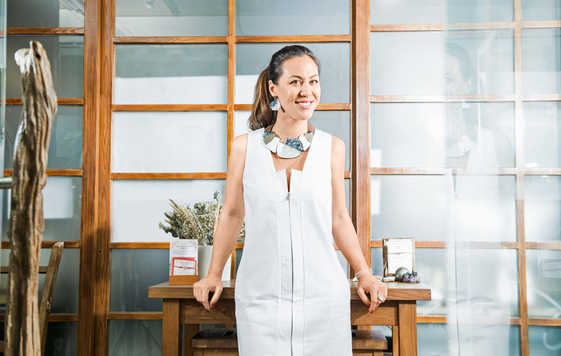 Less Is More: Jeanine Hsu Of niin Jewellery