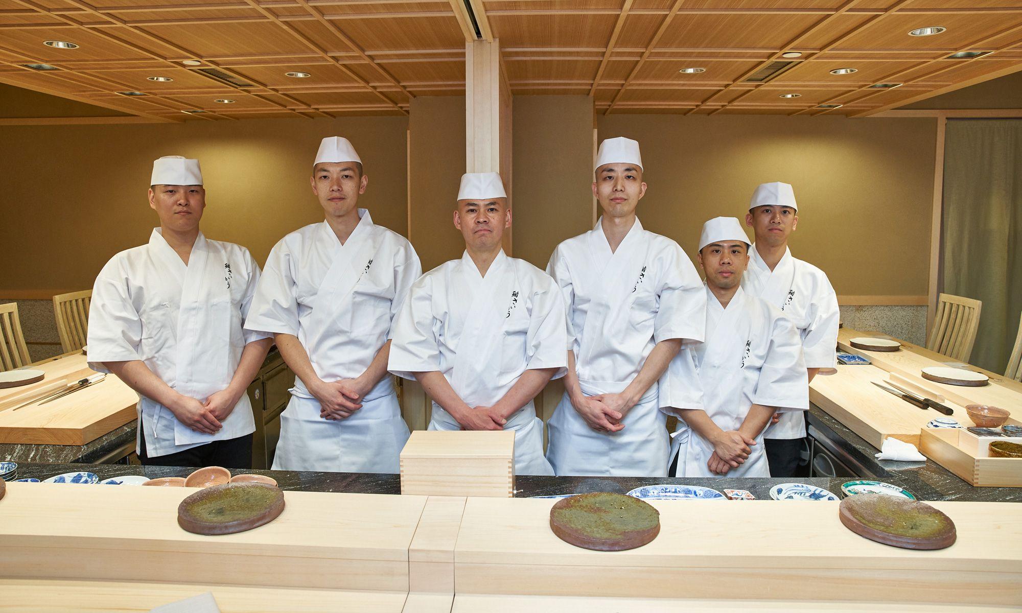 Review: Sushi Saito Proves A Mecca For True Nigiri Aficionados