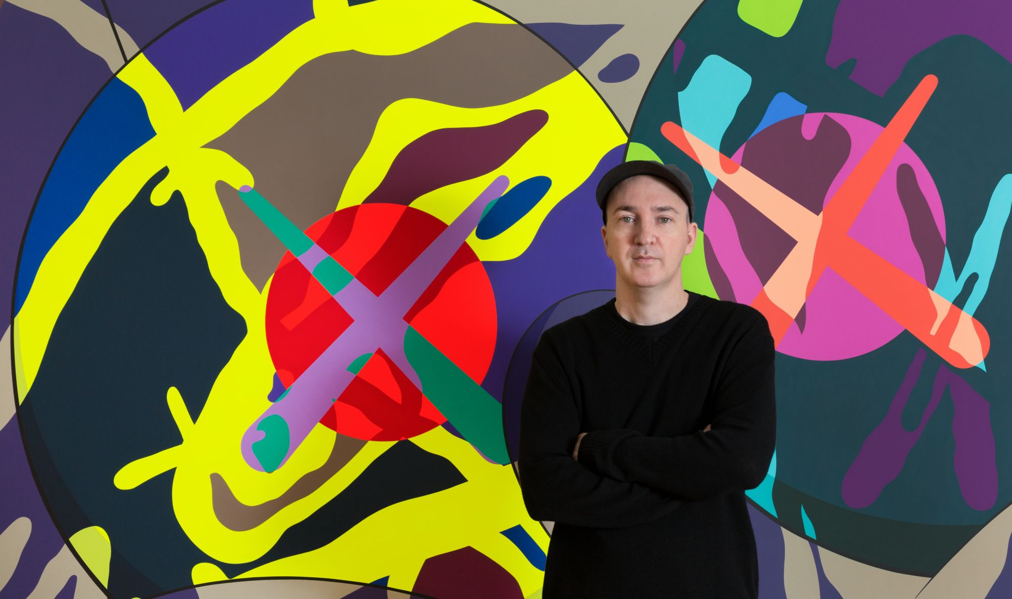 KAWS: From Graffiti To Galerie Perrotin