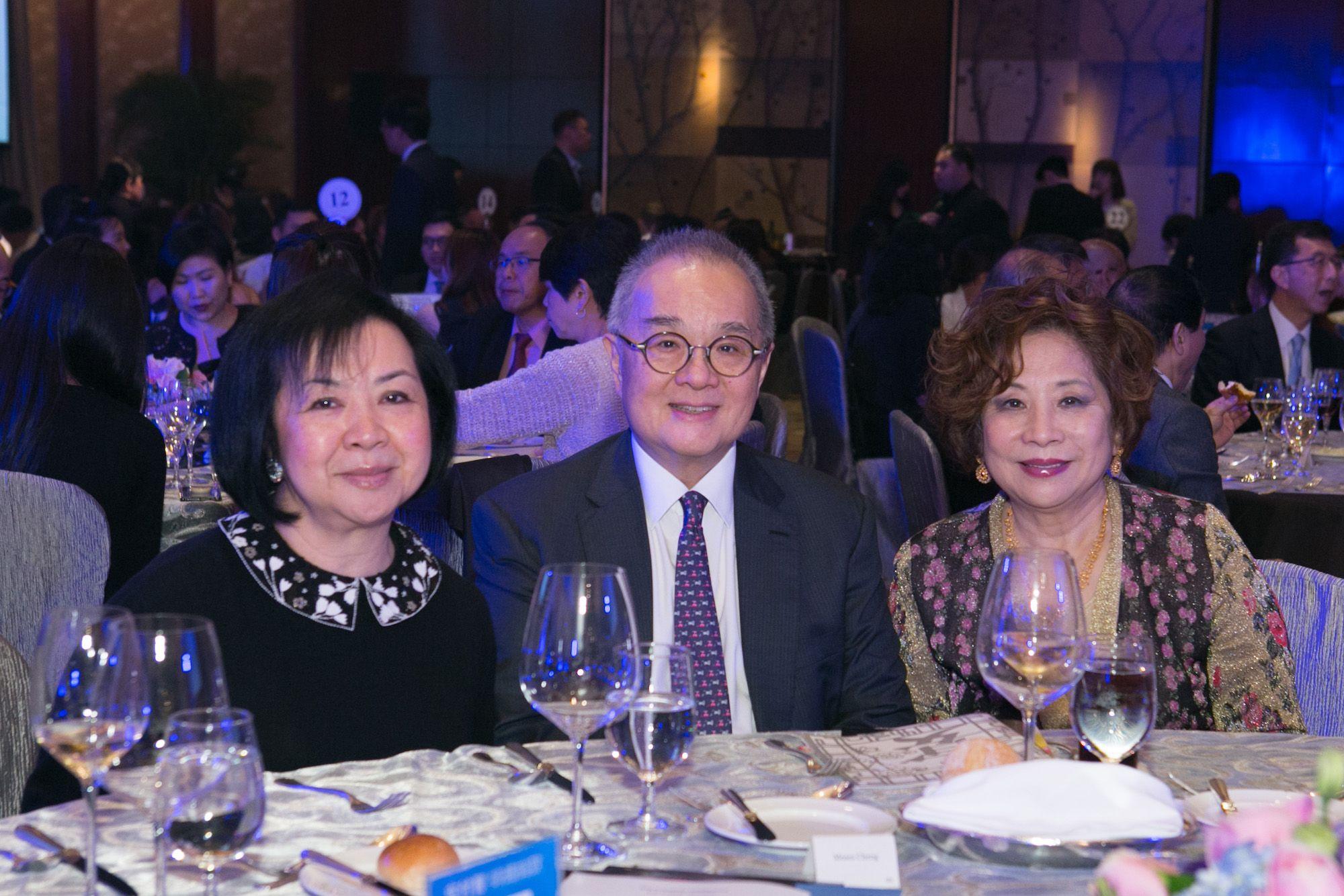 Betty Cheng, Moses Cheng, Julia Fung