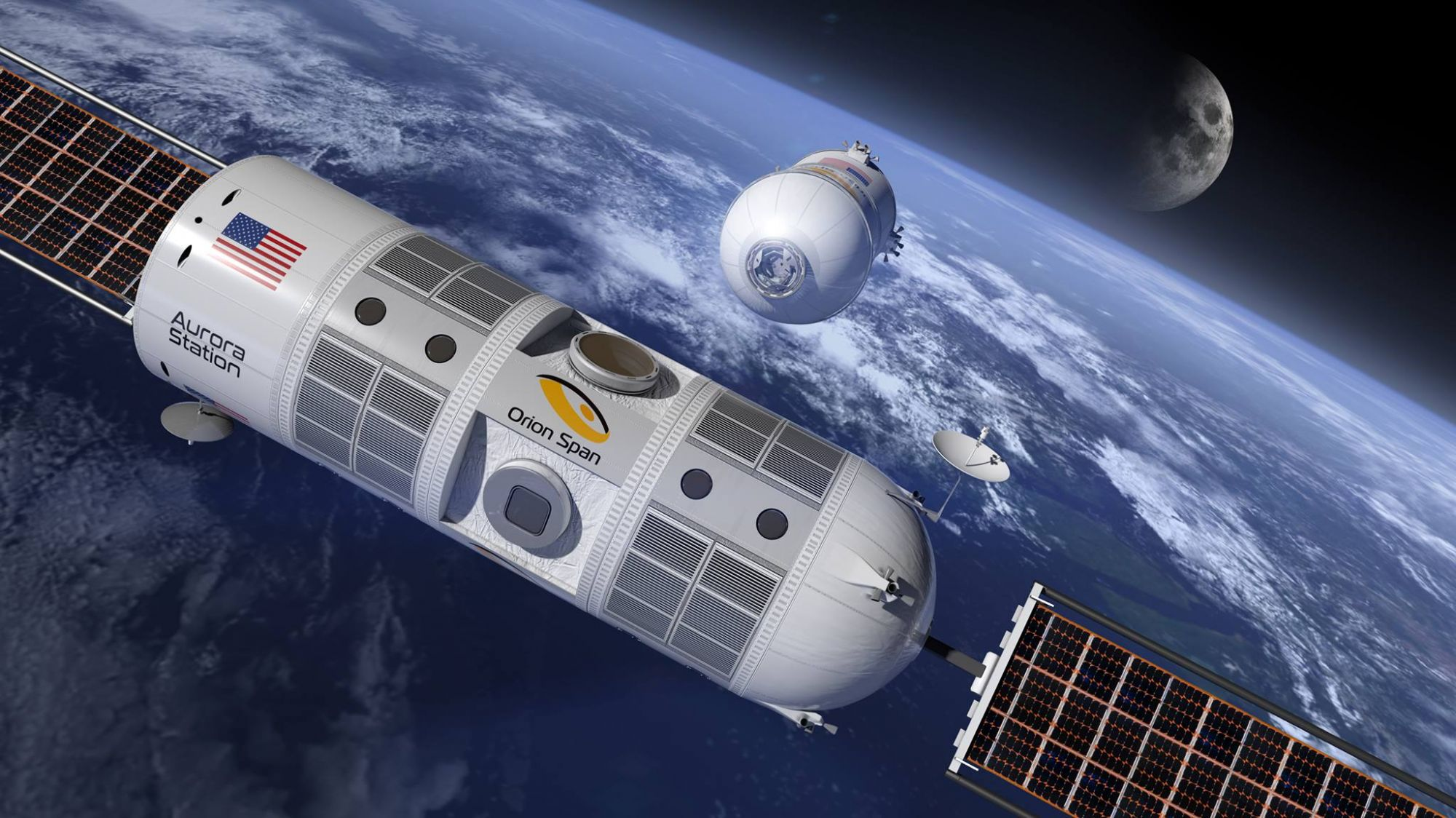 The World's First Luxury Space Hotel Is Now Taking Reservations